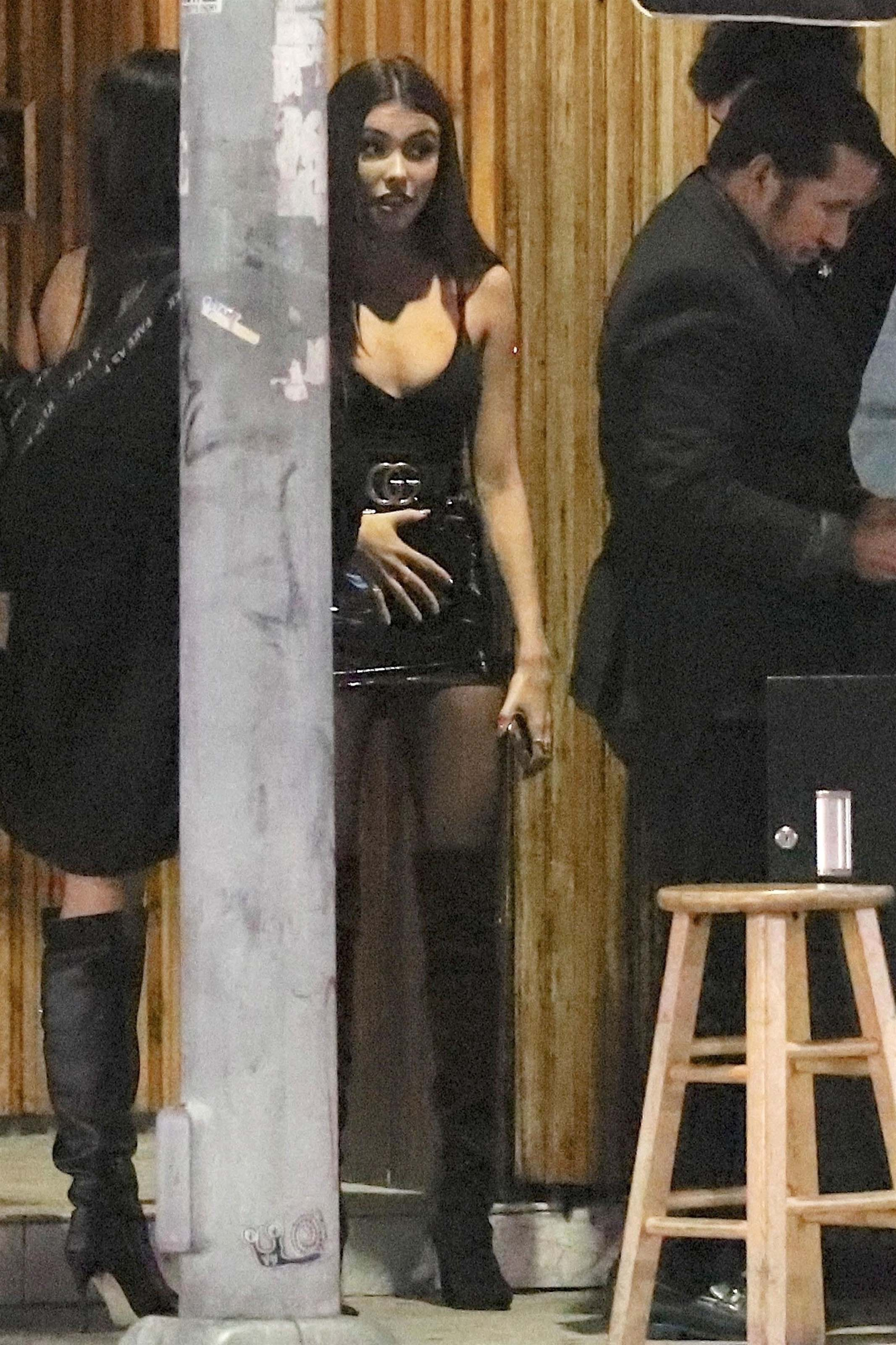Madison Beer night out in LA