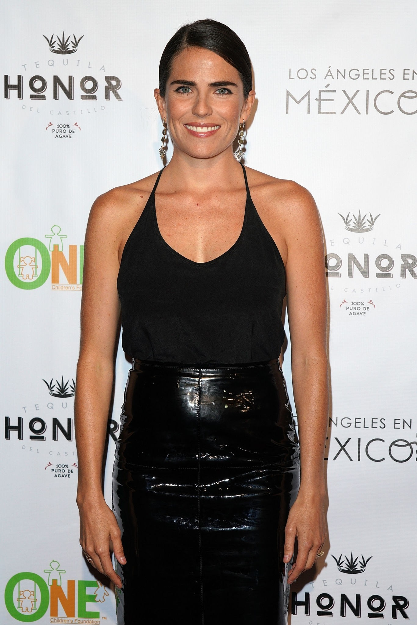 Karla Souza attends Los Angeles En Mexico