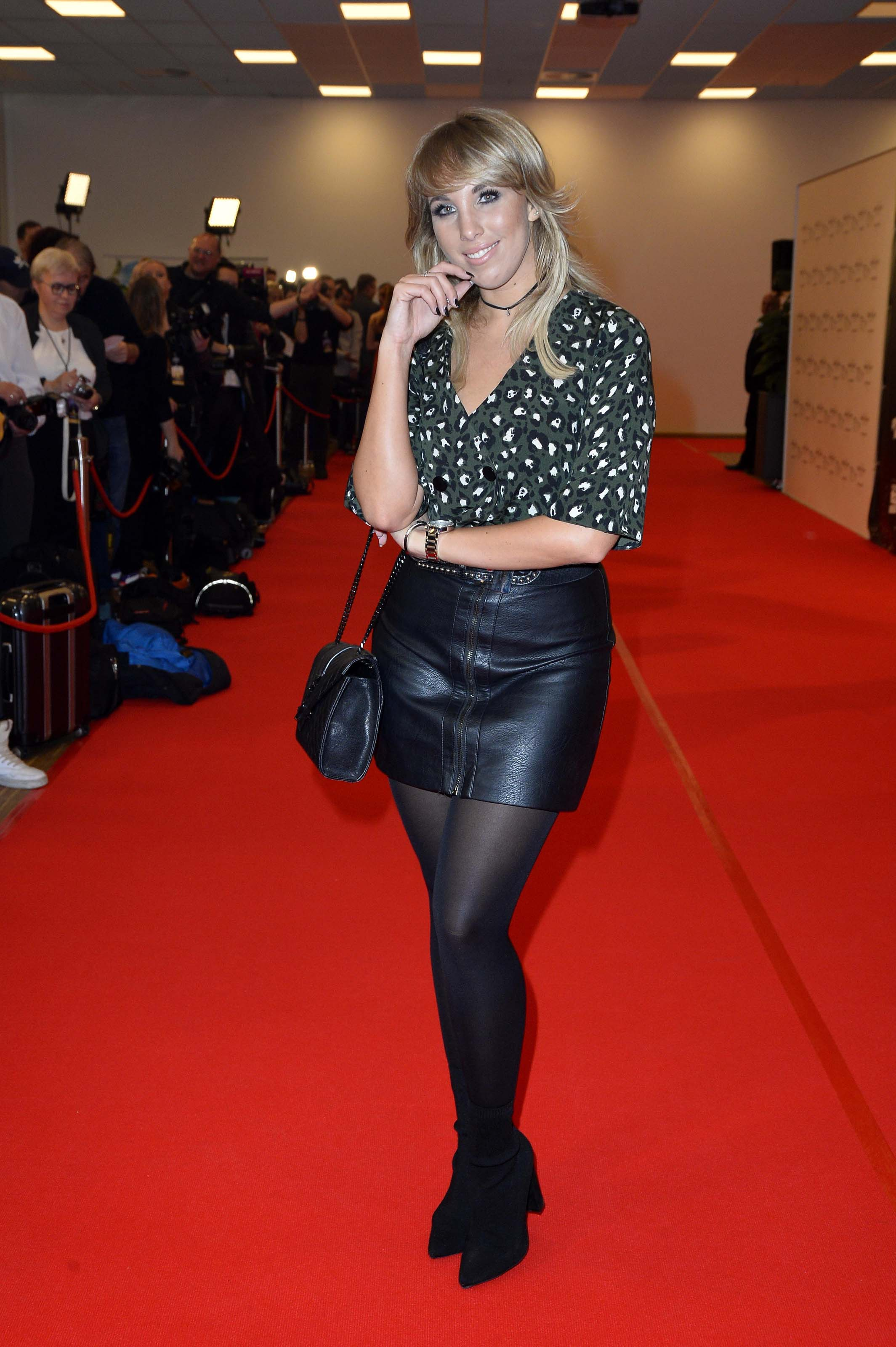 Annemarie Eilfeld attends smago! Awards