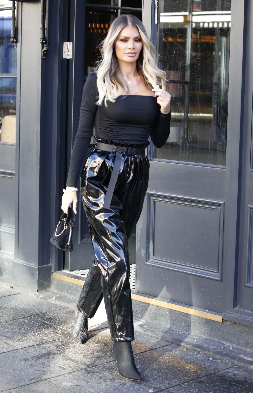 Chloe Sims at Pivaz Restaurant