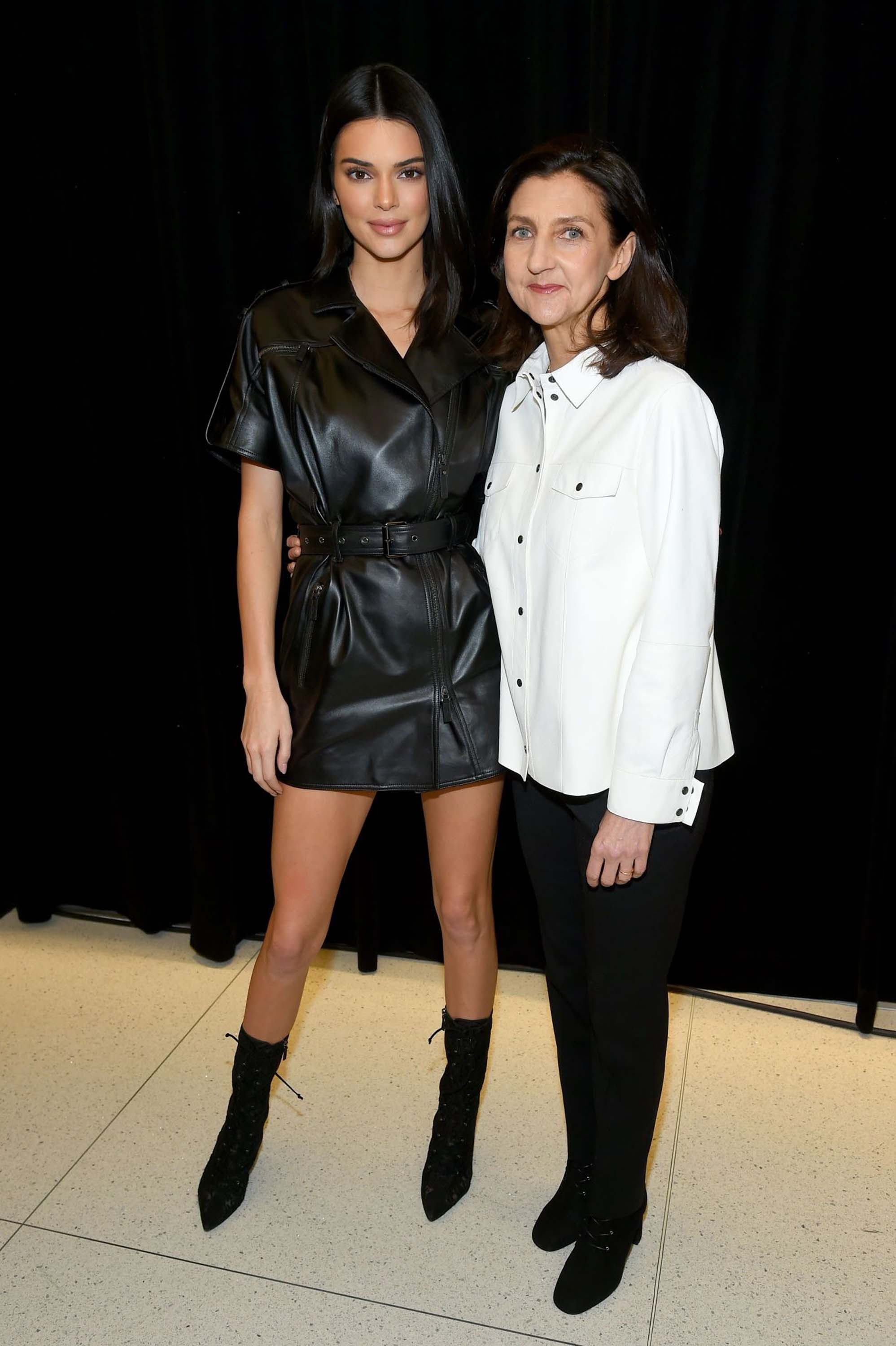 Kendall Jenner attends Long Champs Fashion Show