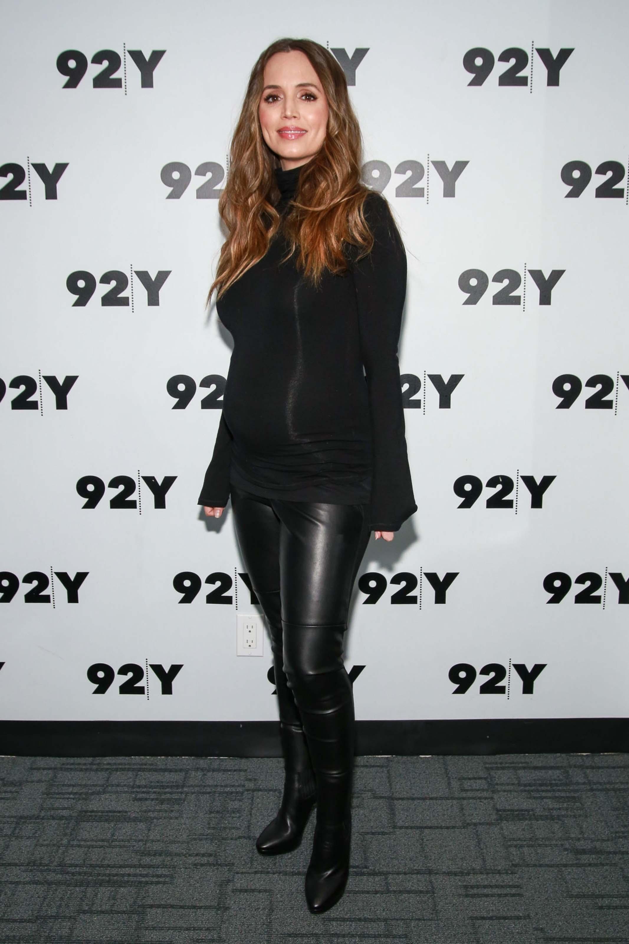 Eliza Dushku attends The Screening Of Mapplethrope