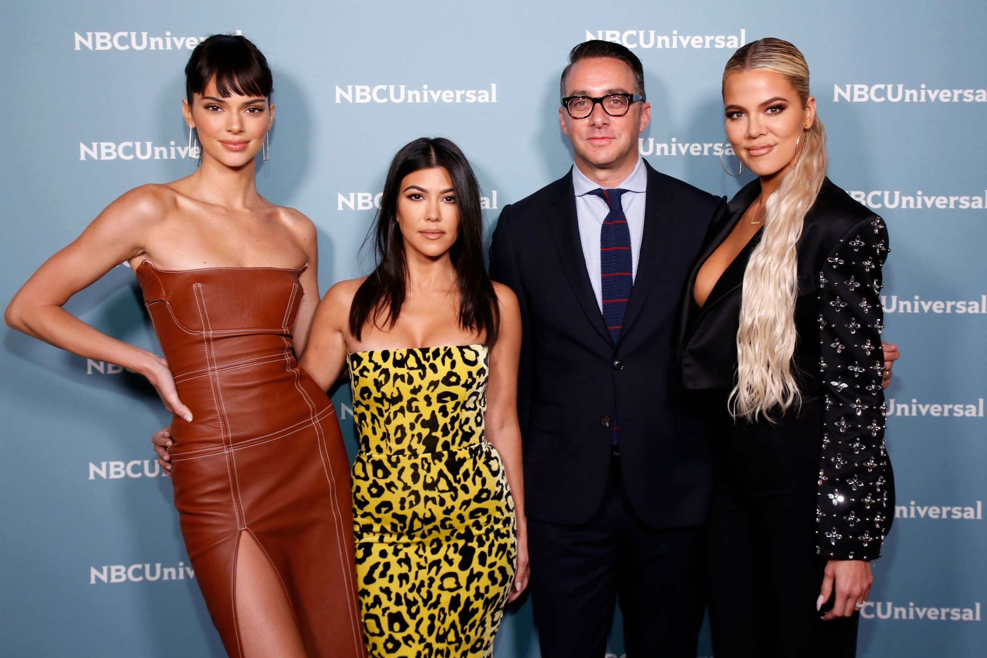 Kendall Jenner attends NBCUniversal Upfront Presentation