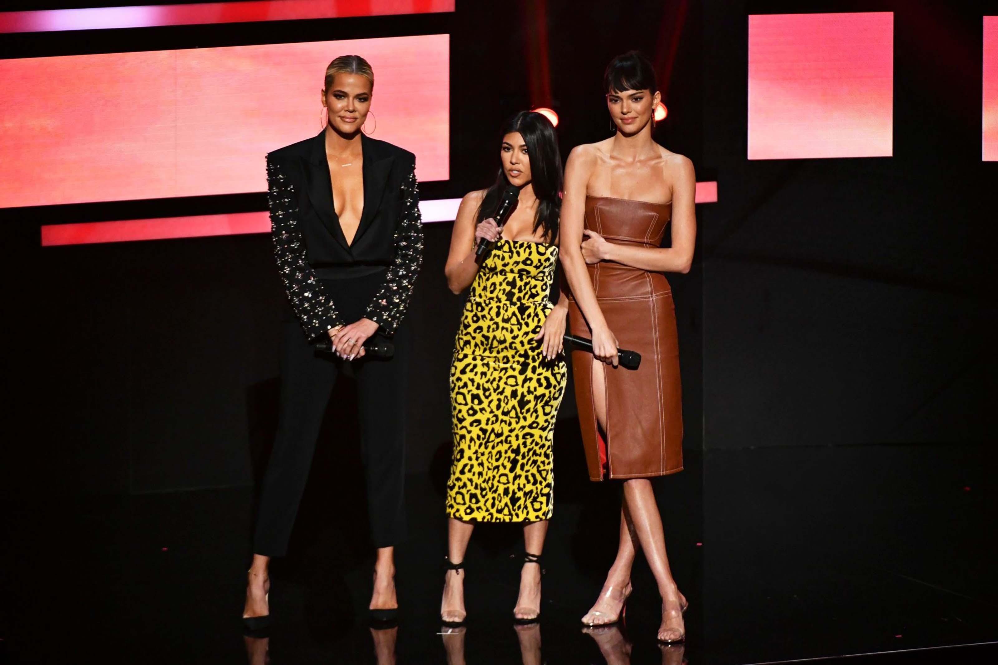 Kendall Jenner attends NBCUniversal Upfront Presentation