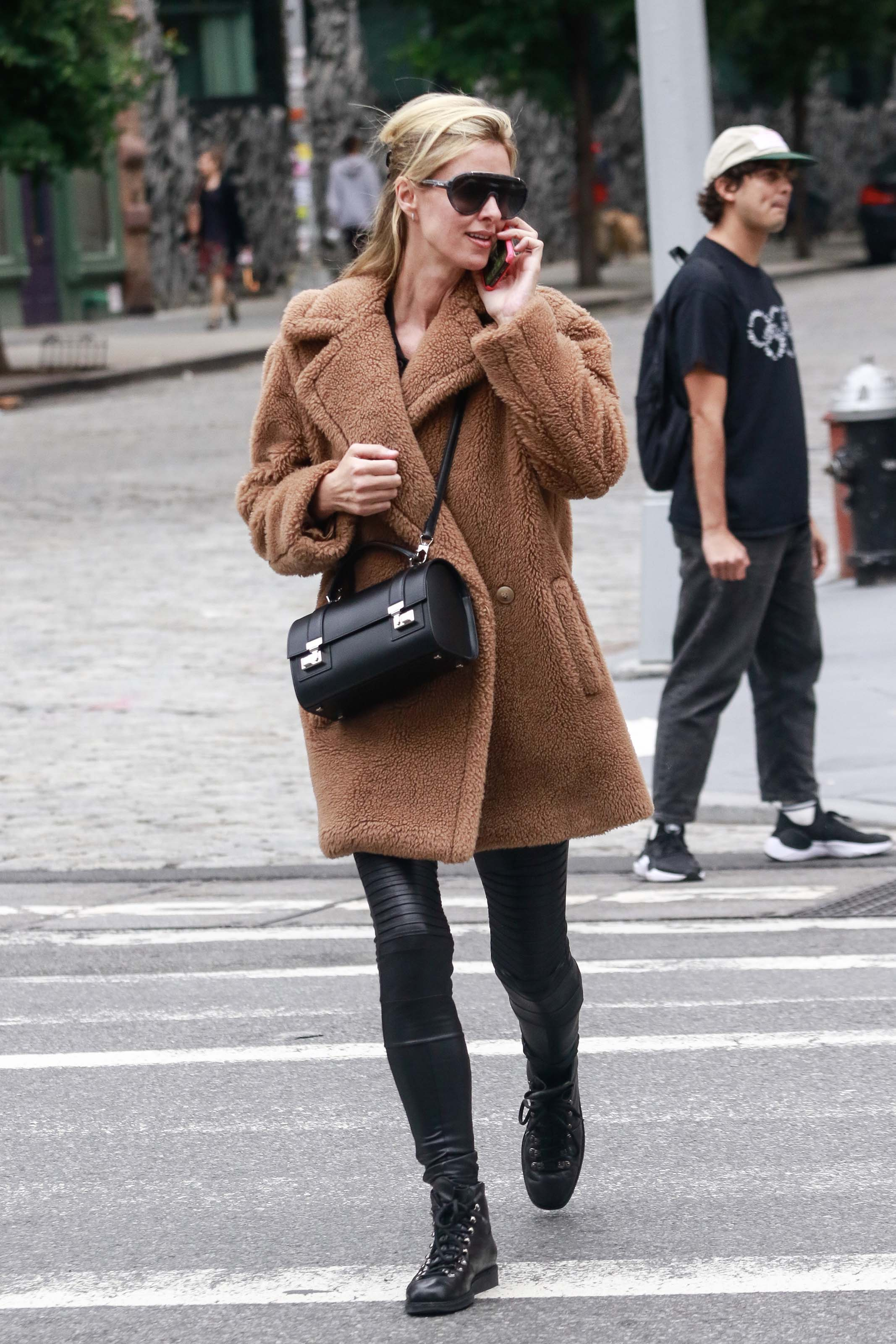 Nicky Hilton out in NYC