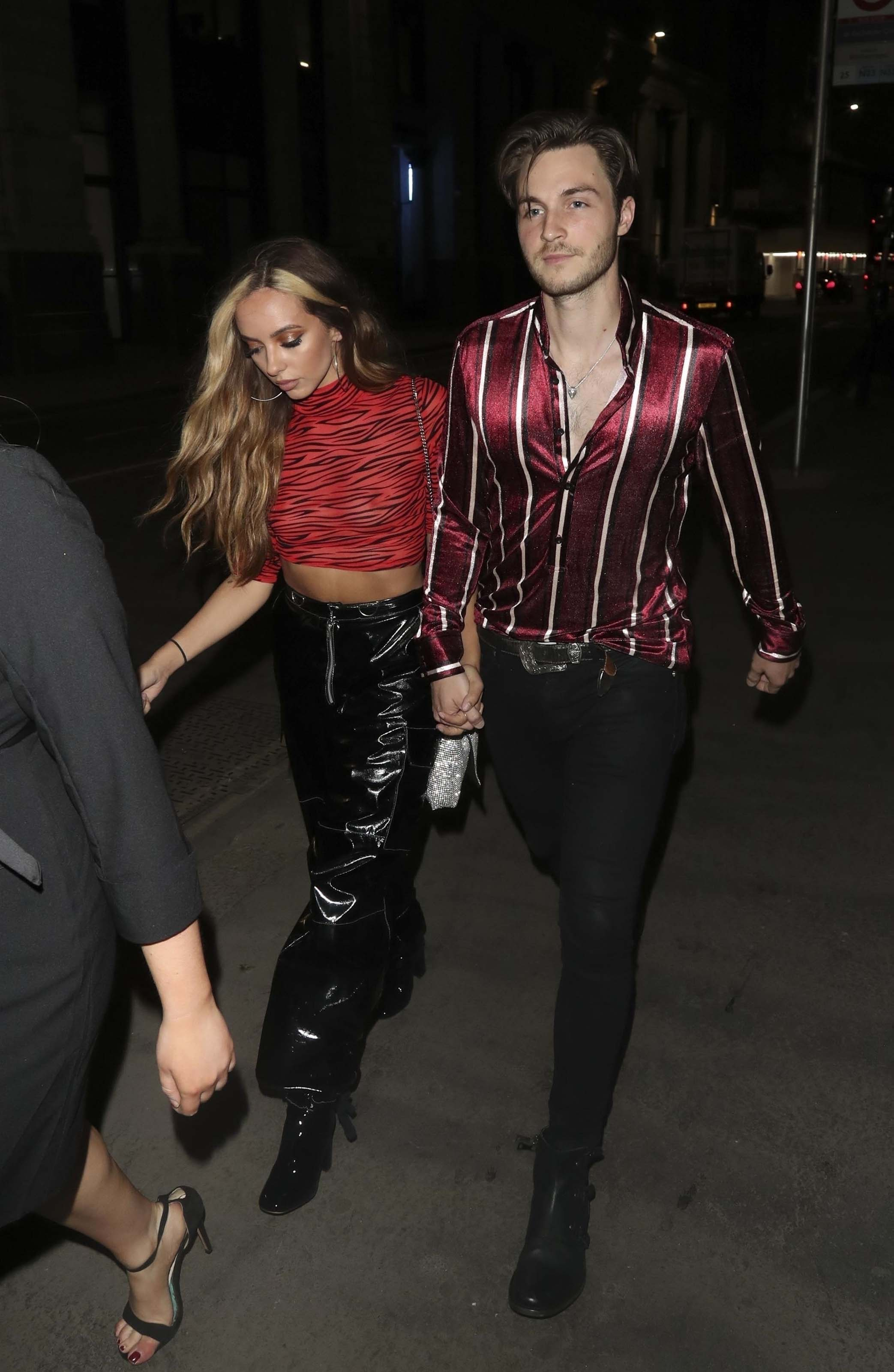Jade Thirlwall attends Jamie McFarland's 30th Birthday Party