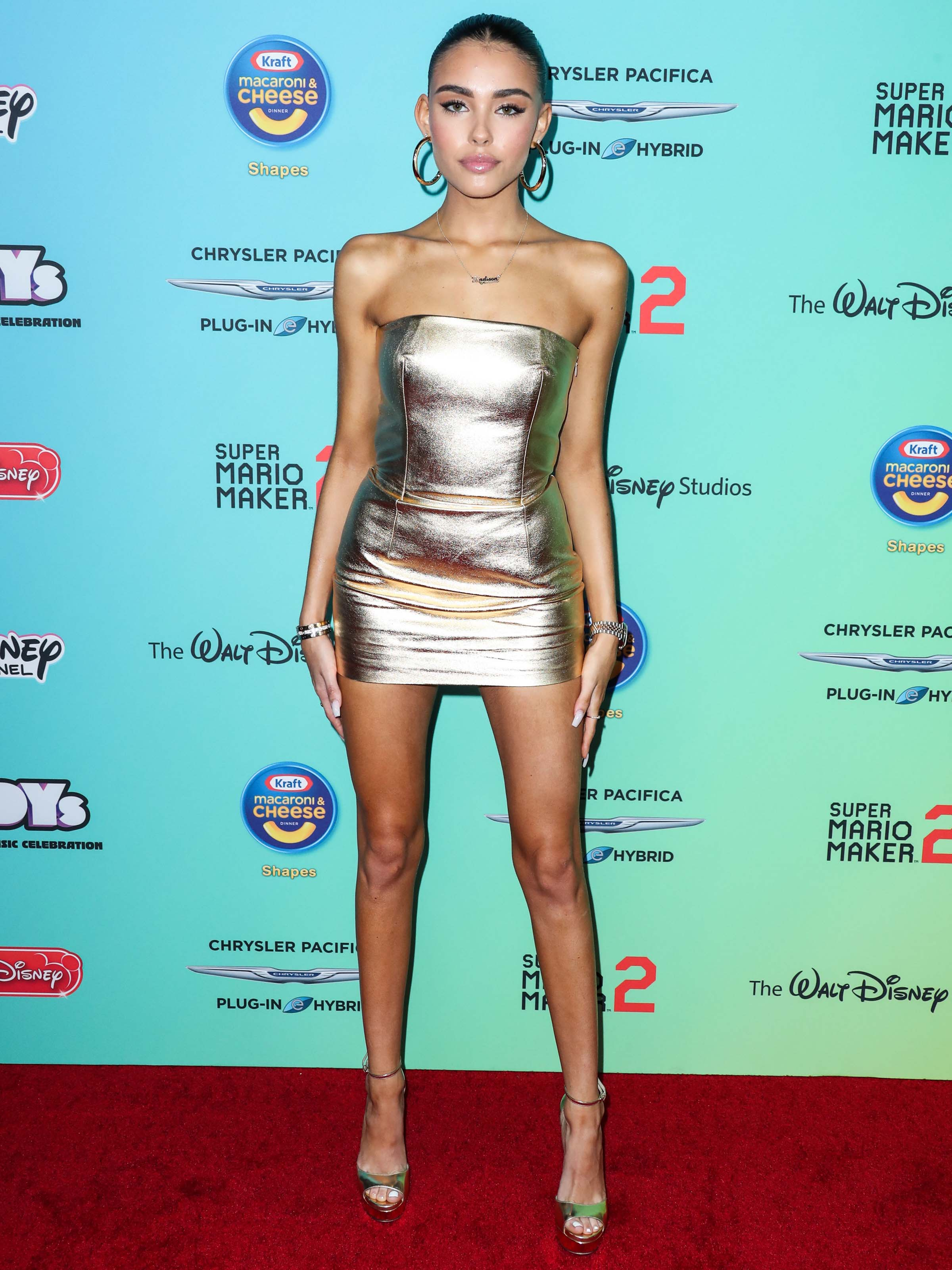 Madison Beer attends 2019 Radio Disney Music Awards