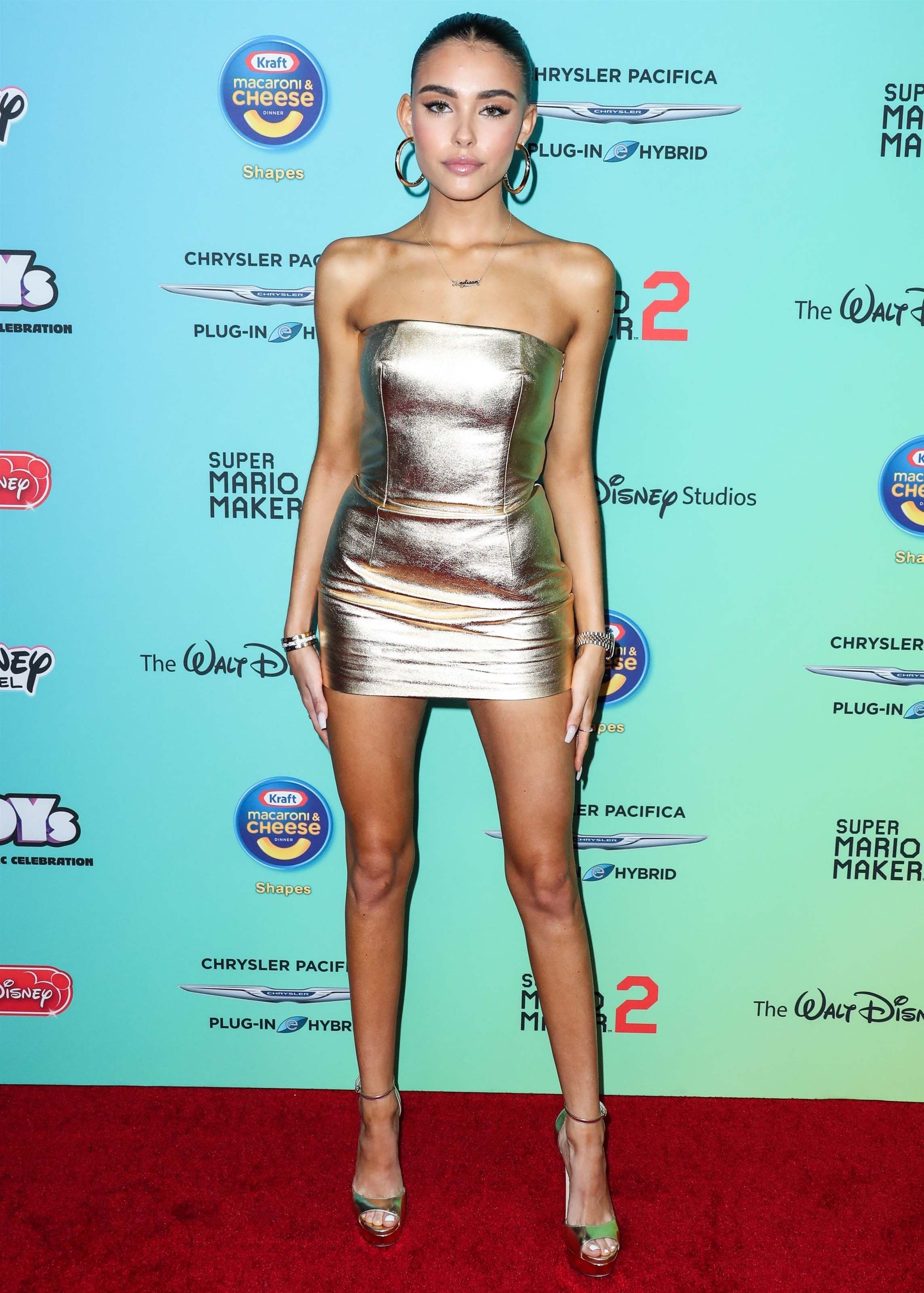 Madison Beer attends 2019 Radio Disney Music Awards