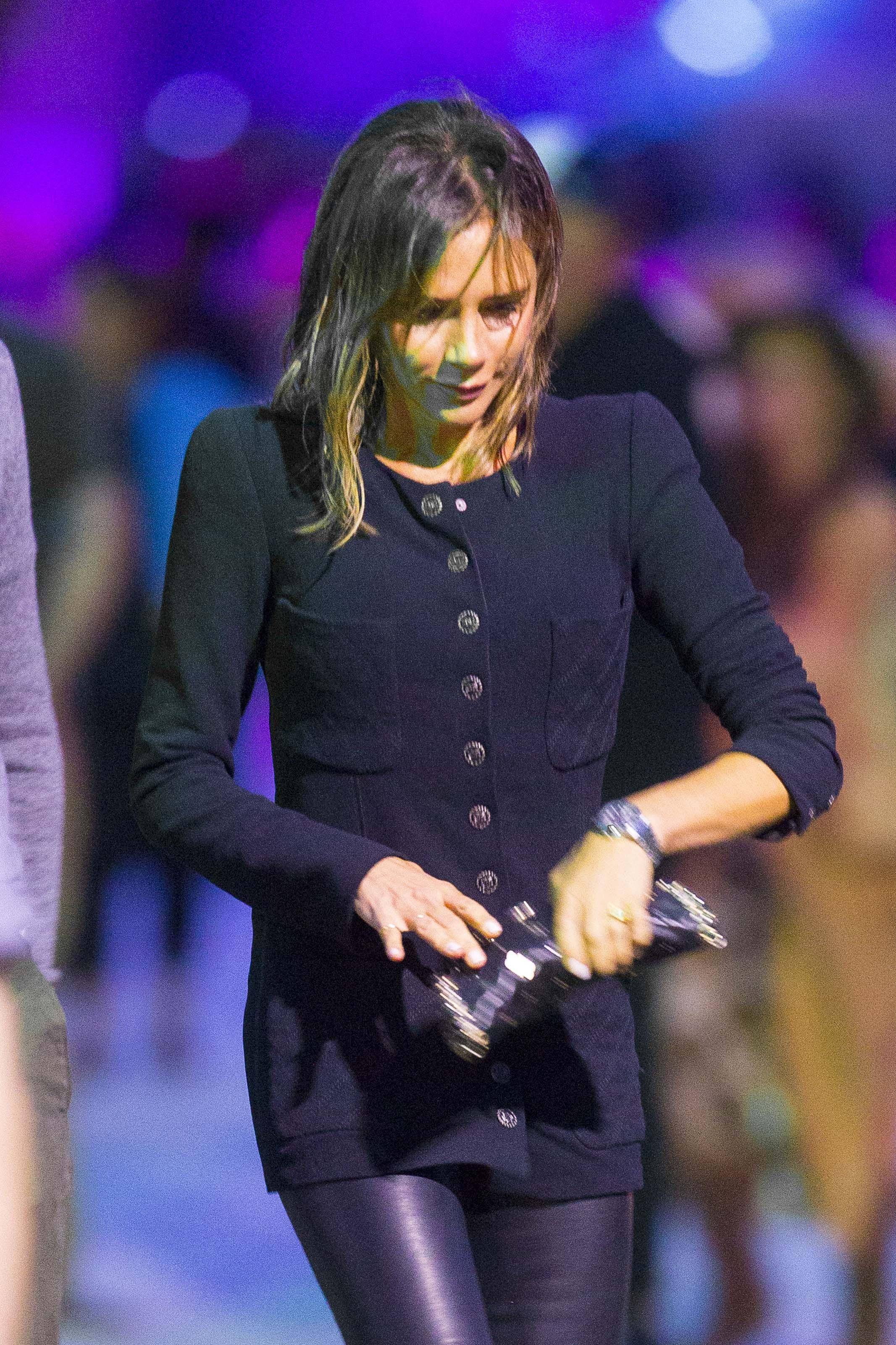 Victoria Beckham attends British Summer Time