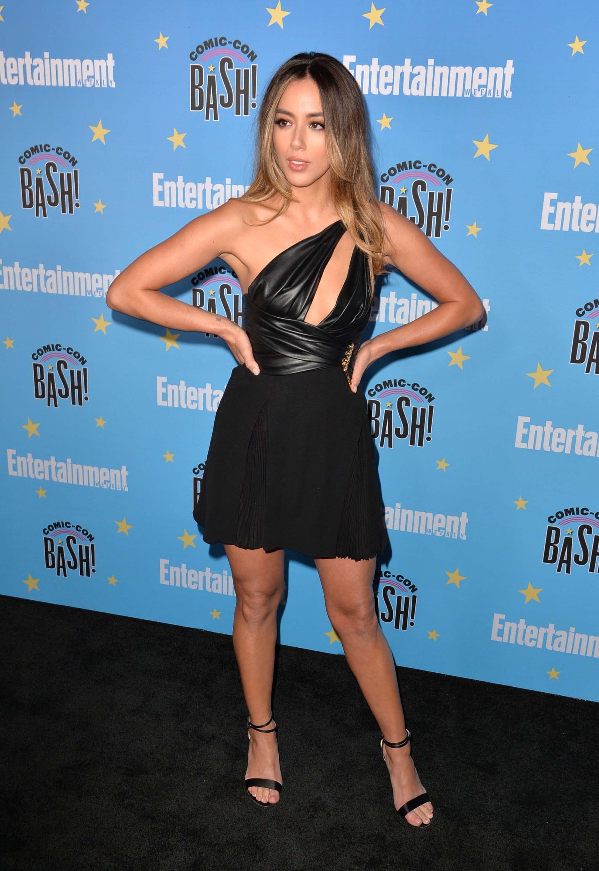 Chloe Bennet - Entertainment Weeklys Pre-Emmy 2014 Party