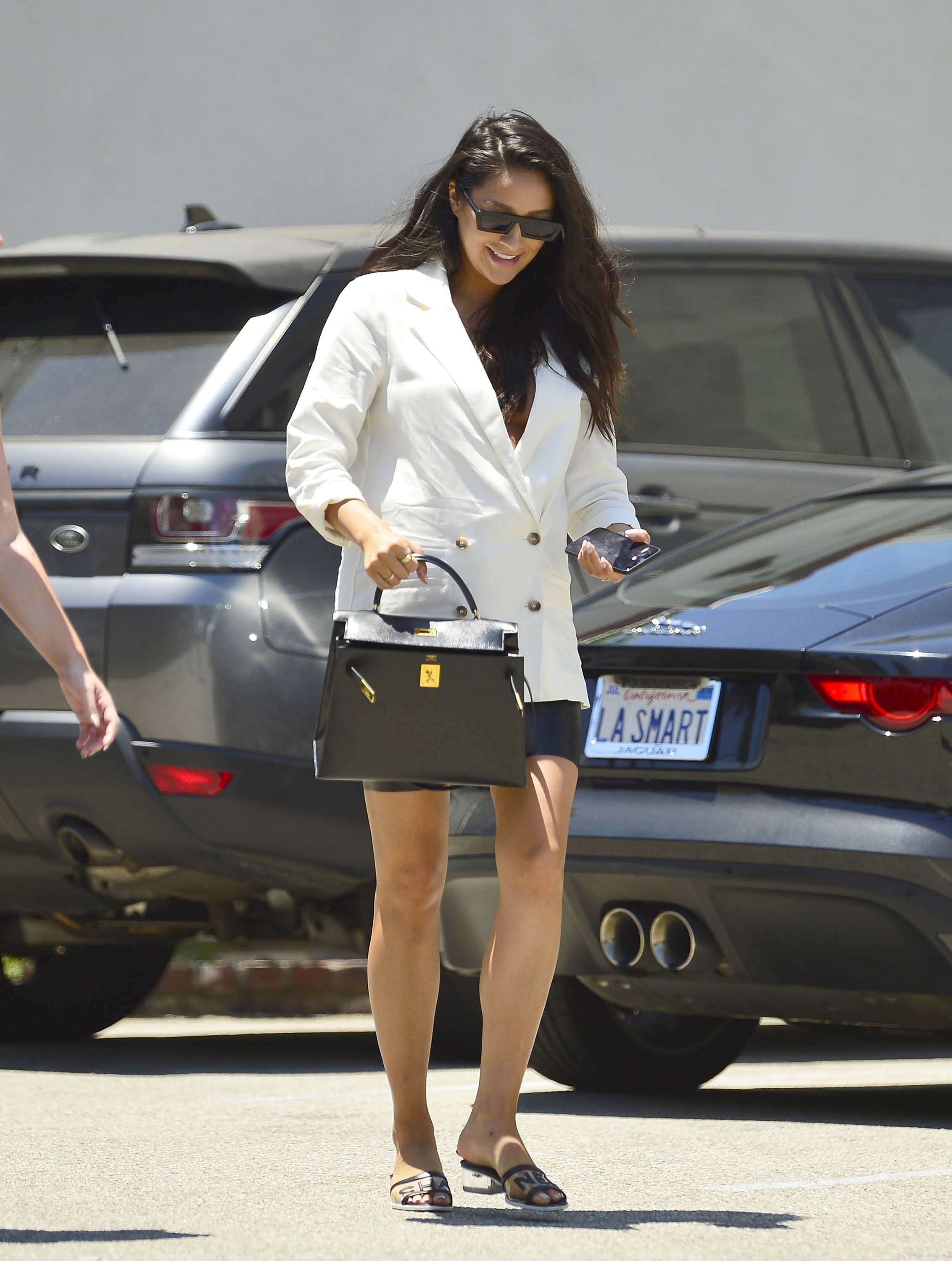 Shay Mitchell out in LA