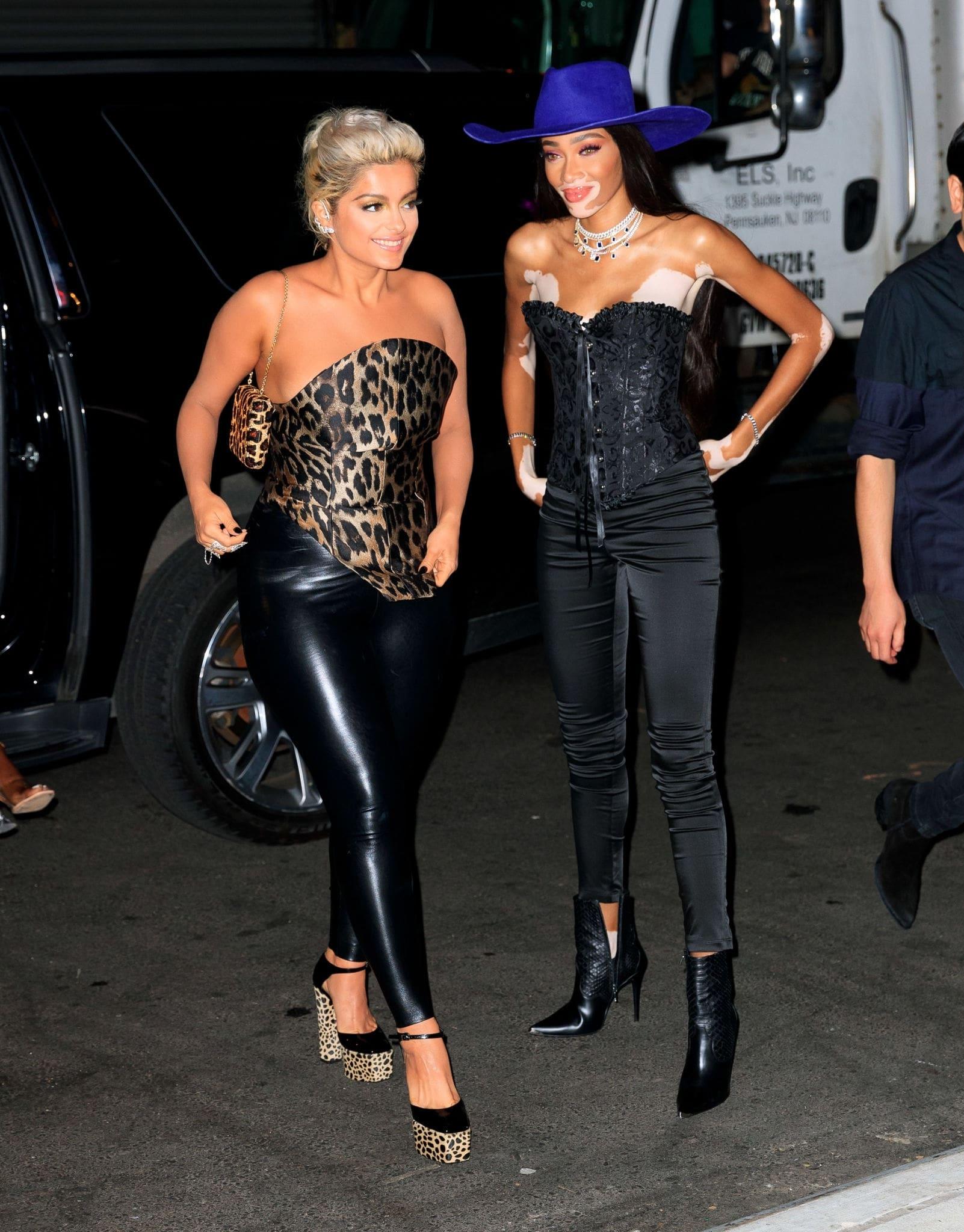 Bebe Rexha attends Republic Records VMA After Party