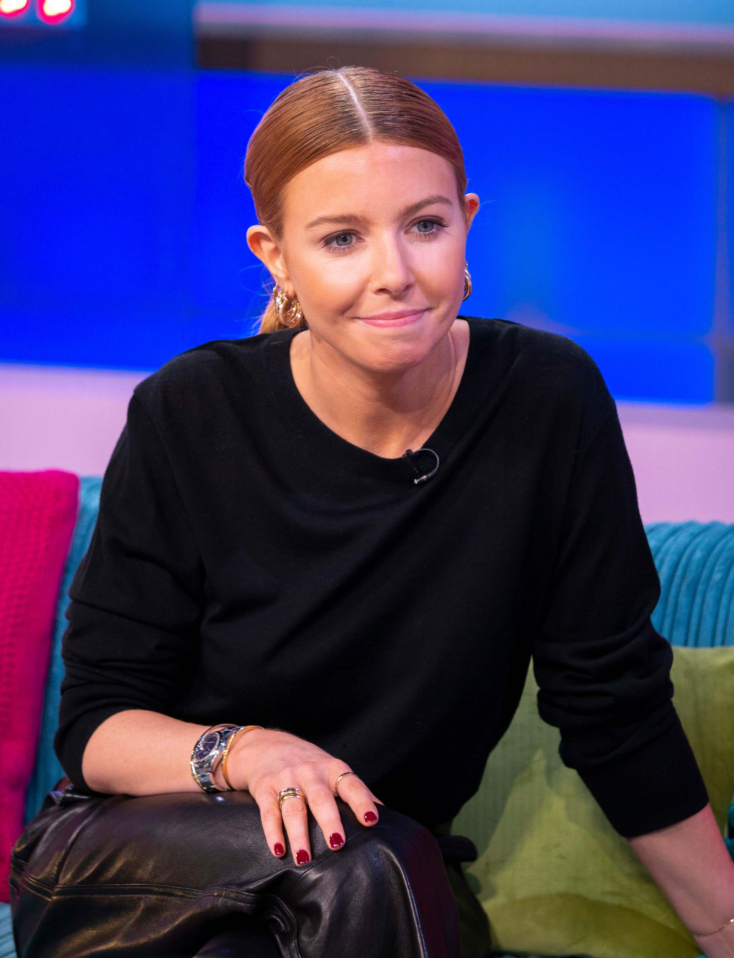 Stacey Dooley seen at Sunday Brunch TV show
