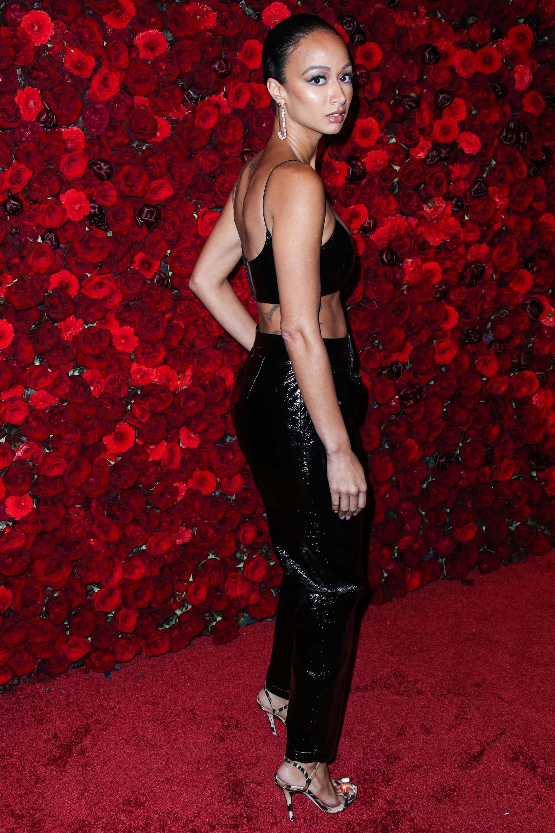 Draya Michele attends Bombshell Intense Launch Party
