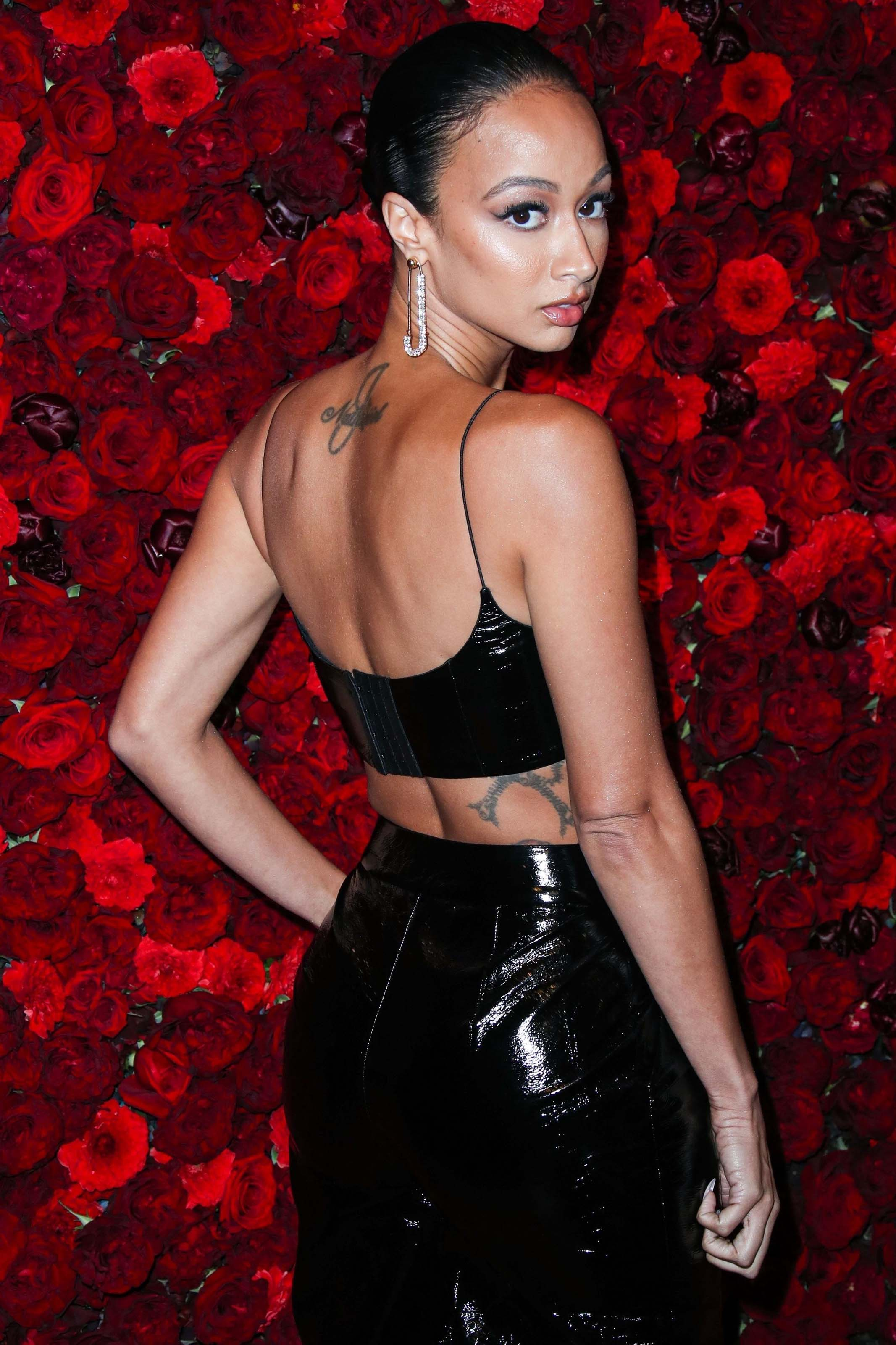 Draya Michele attends Bombshell Intense Launch Party