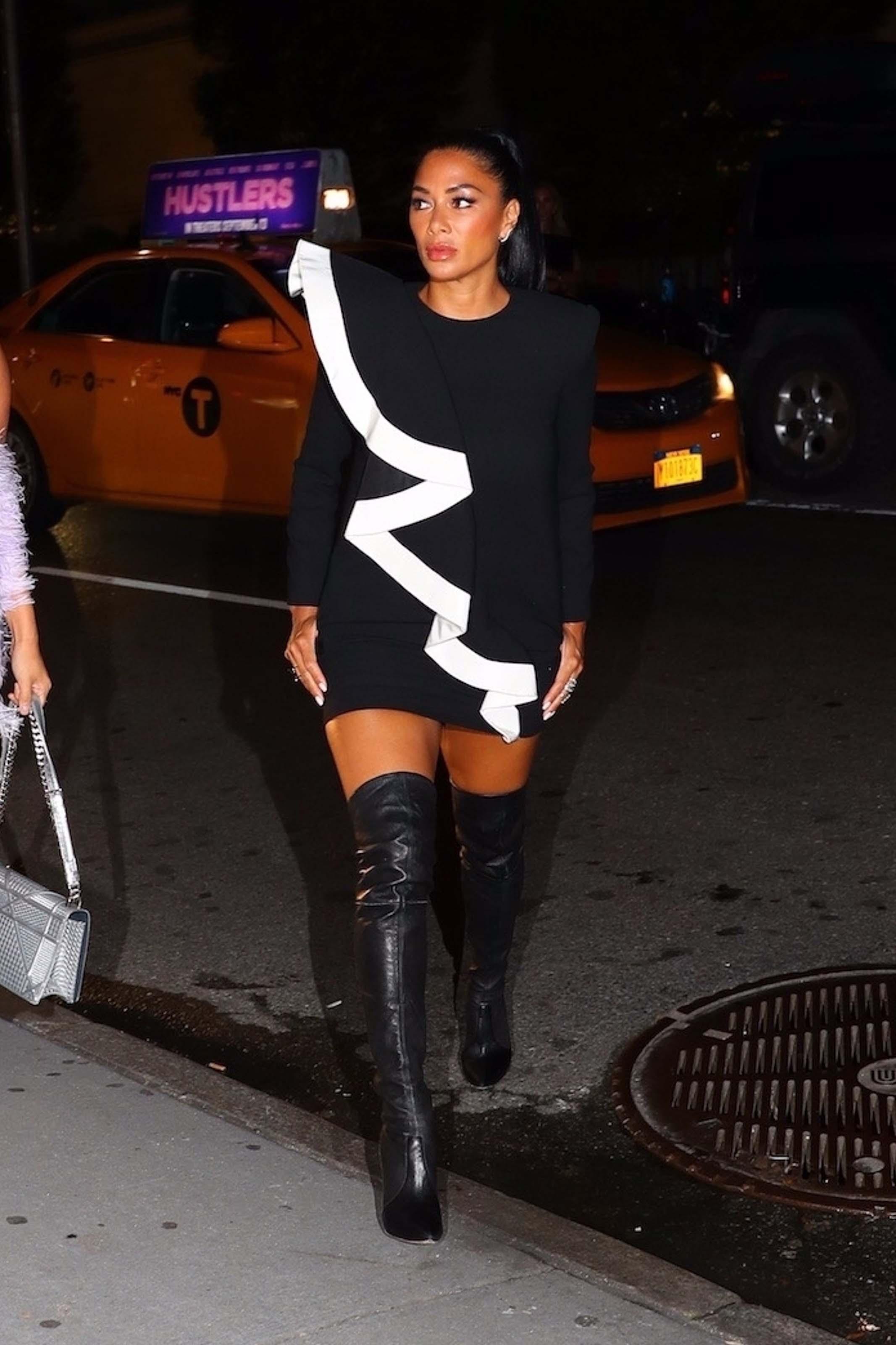 Nicole Scherzinger attends L'Ave Fashion Event