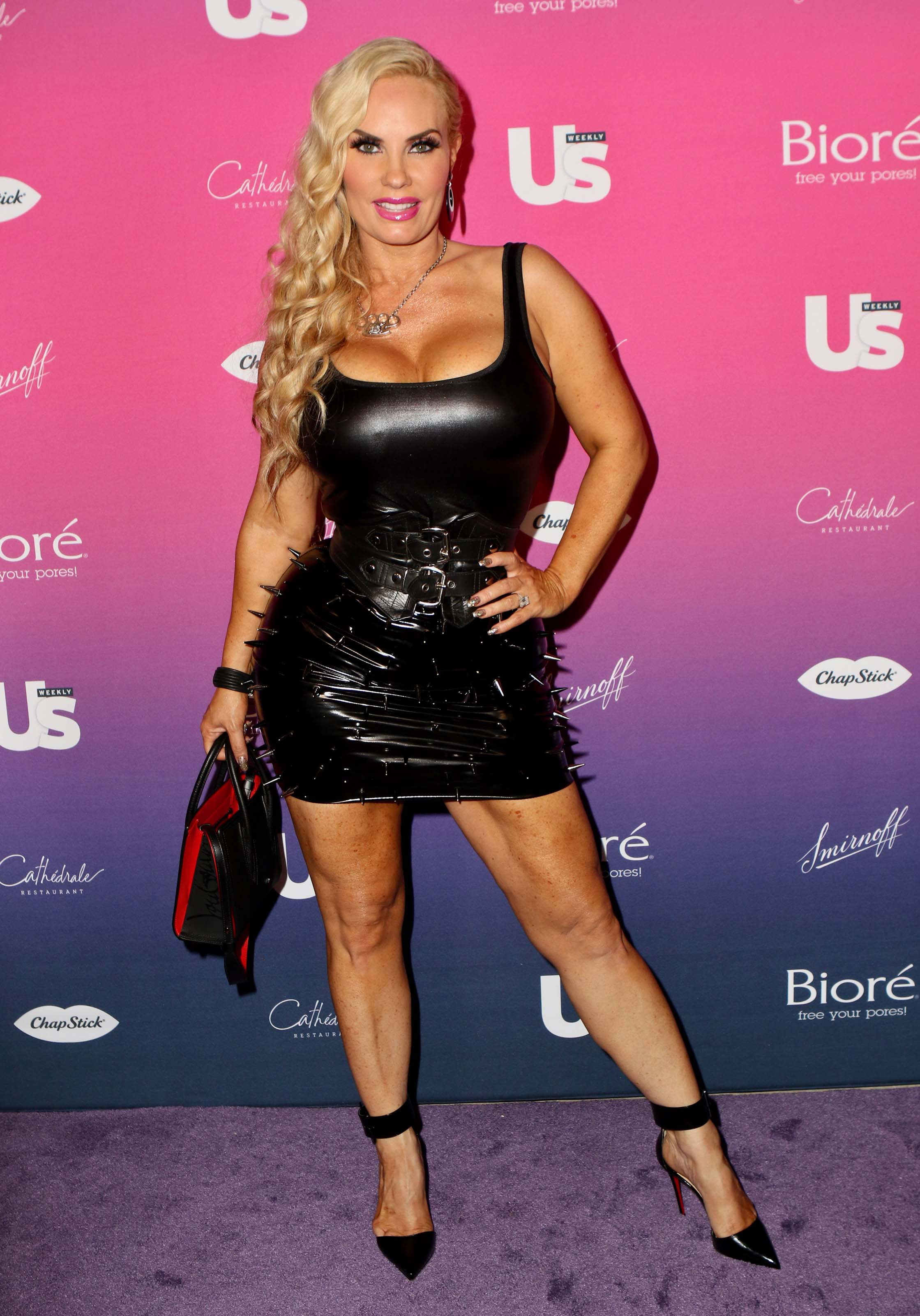 Coco Austin attending US Weekly's 2019 Most Stylish New Yorkers