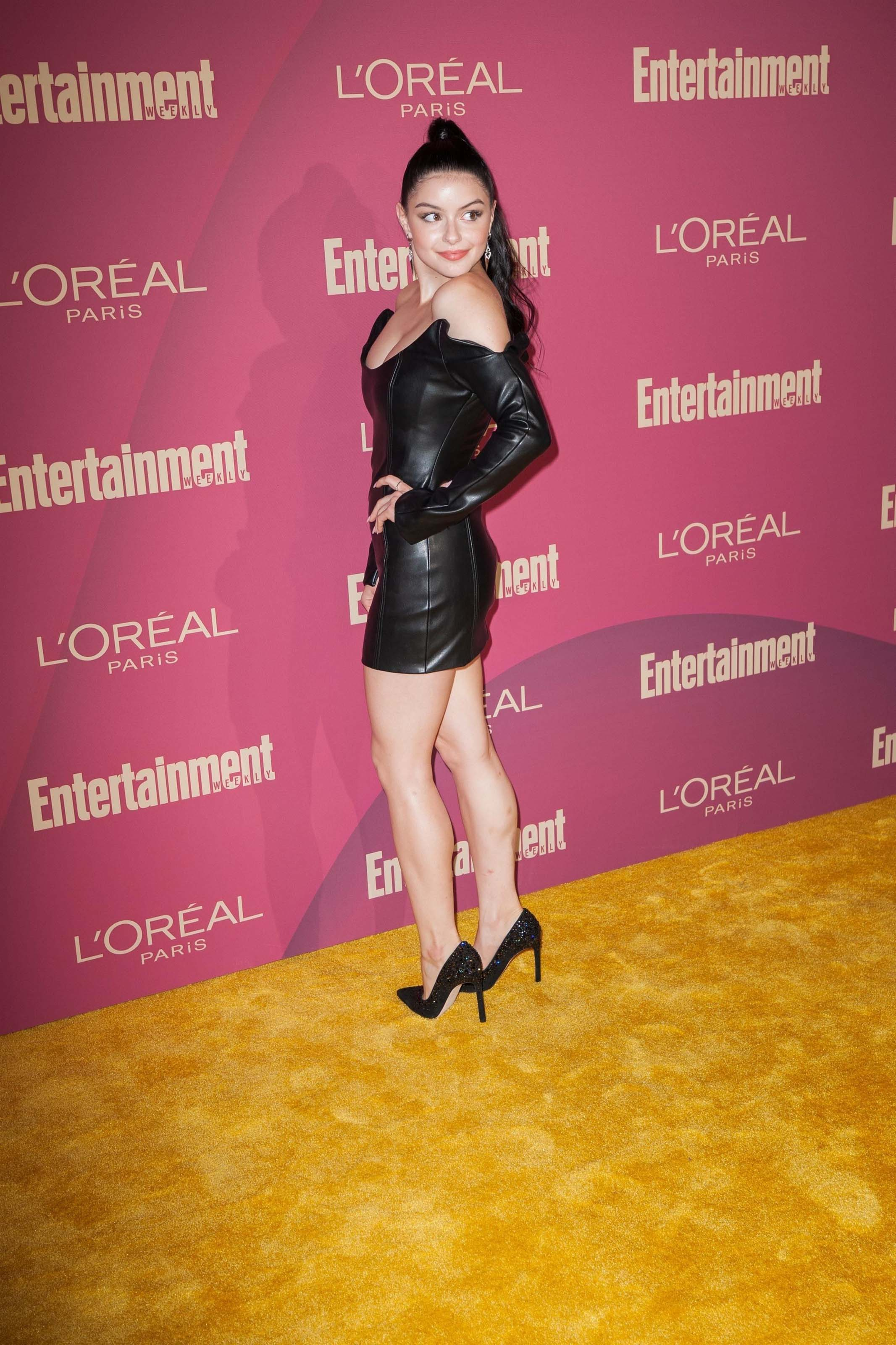 Ariel Winter attends 2019 Entertainment Weekly Pre-Emmy Party