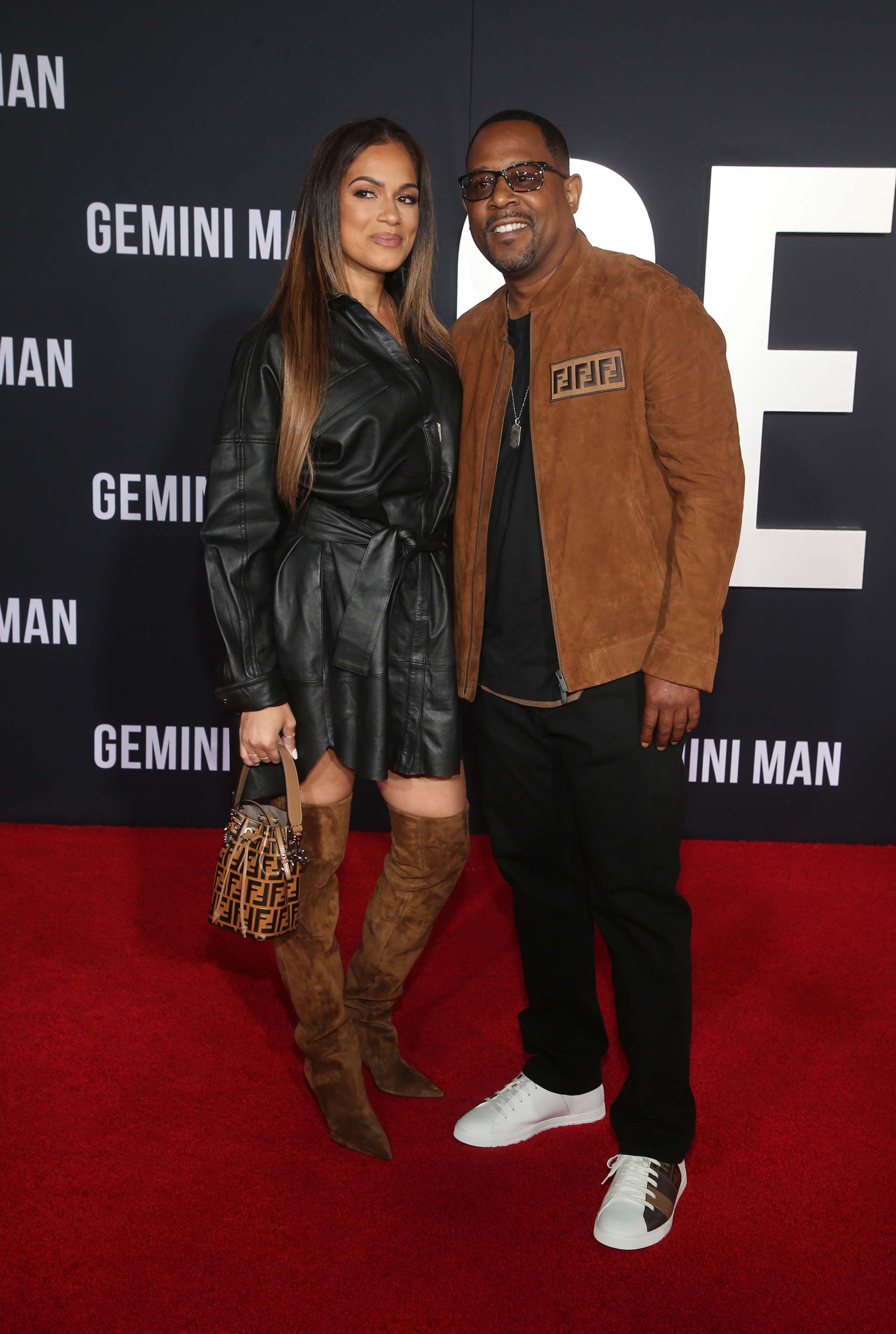 Roberta Moradfar attends Gemini Man Los Angeles Premiere