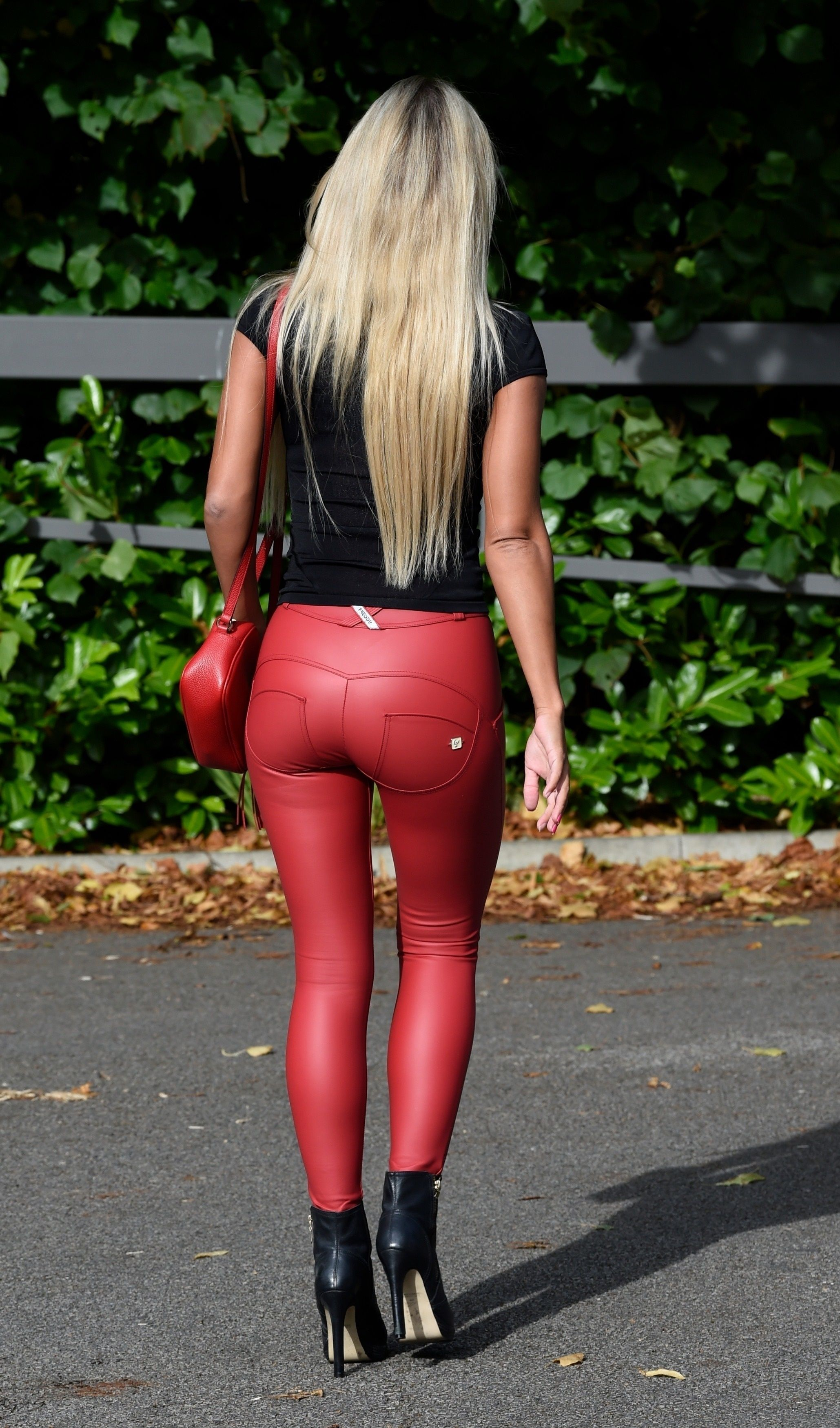 Christine McGuinness out in Cheshire