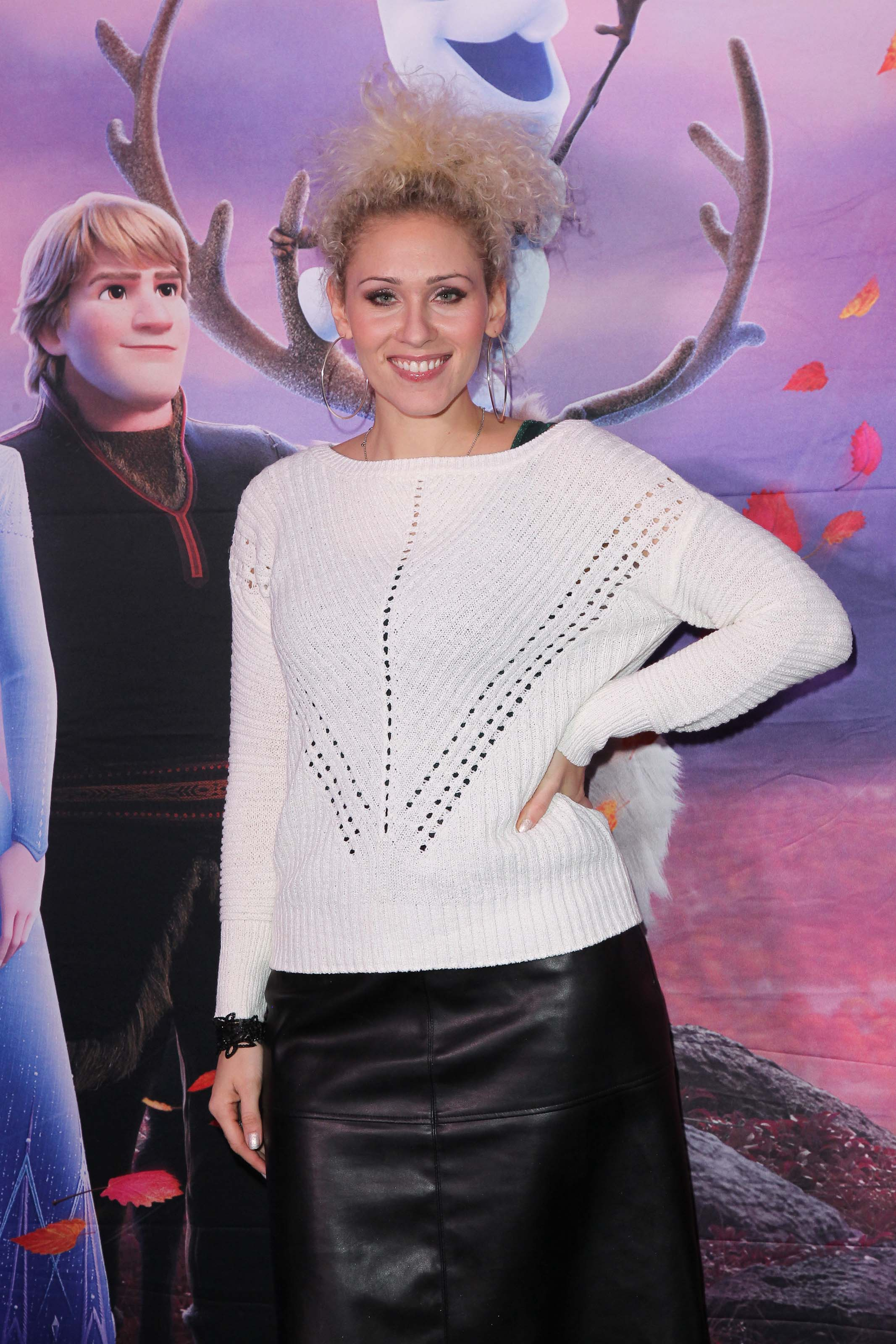 Sabrina Weckerlin attends Family & Friends Screening