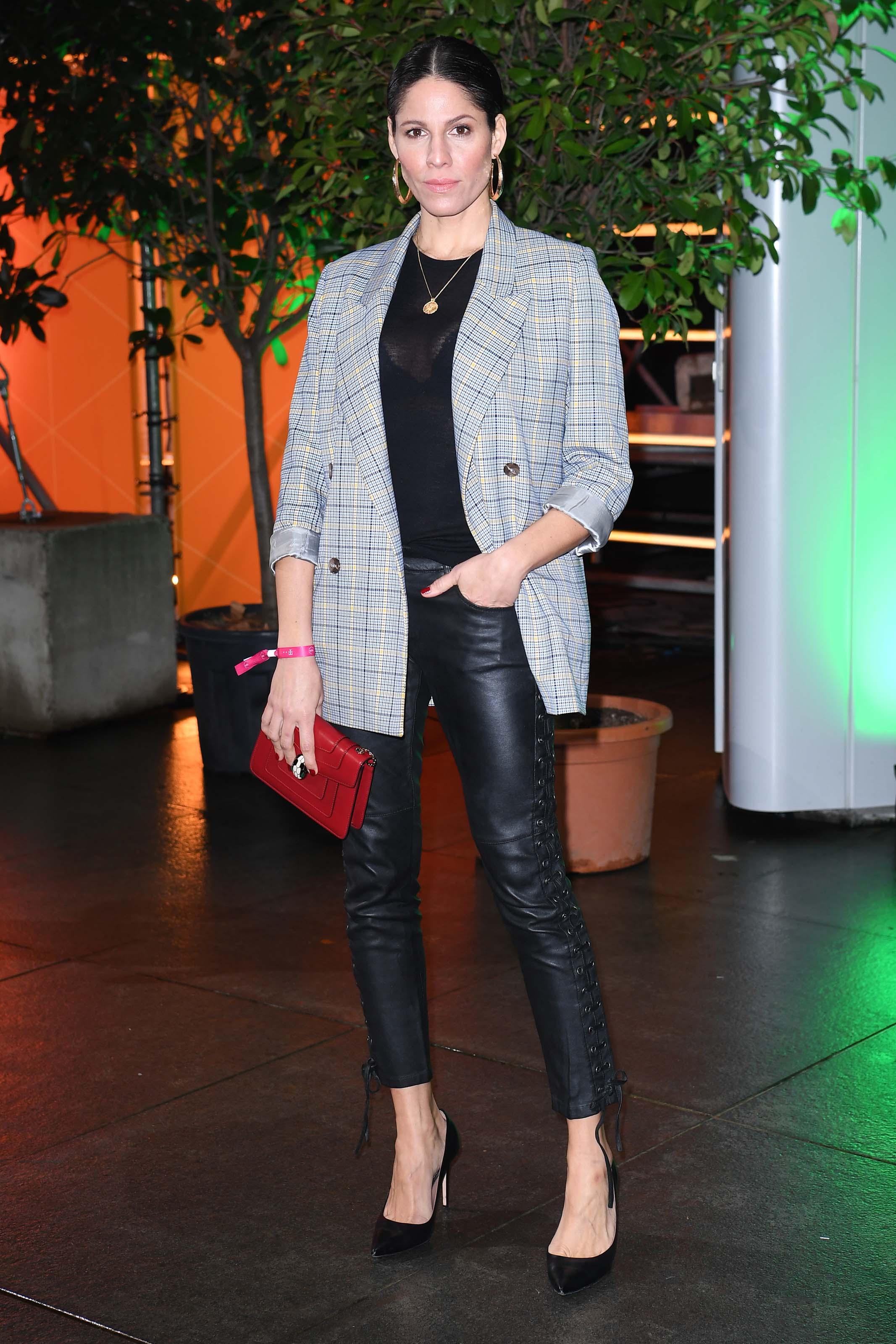 Jasmin Gerat attends International Music Awards