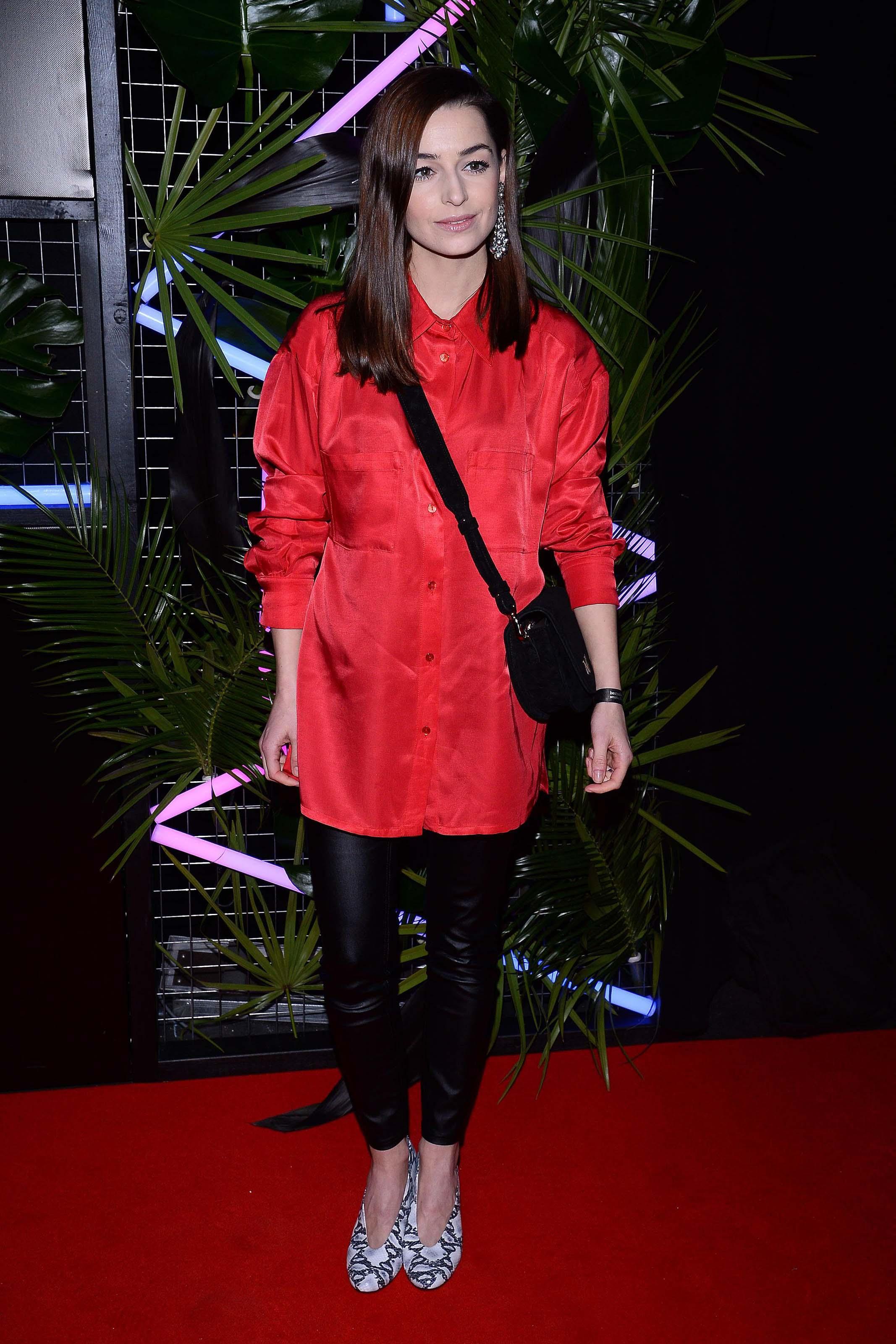 Agnieszka Wiedlocha attends Empik Bestsellers Gala