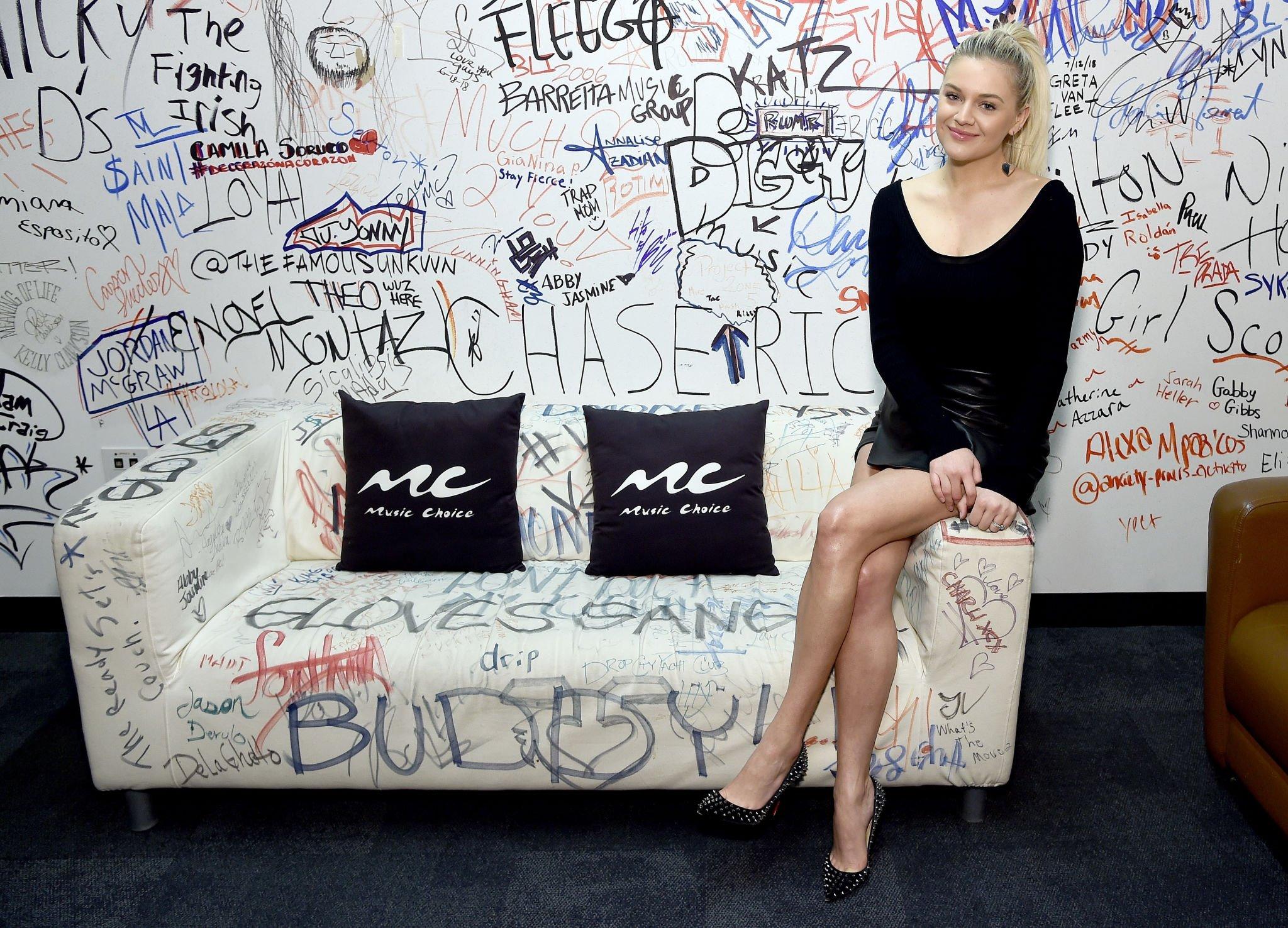 Kelsea Ballerini visits Music Choice