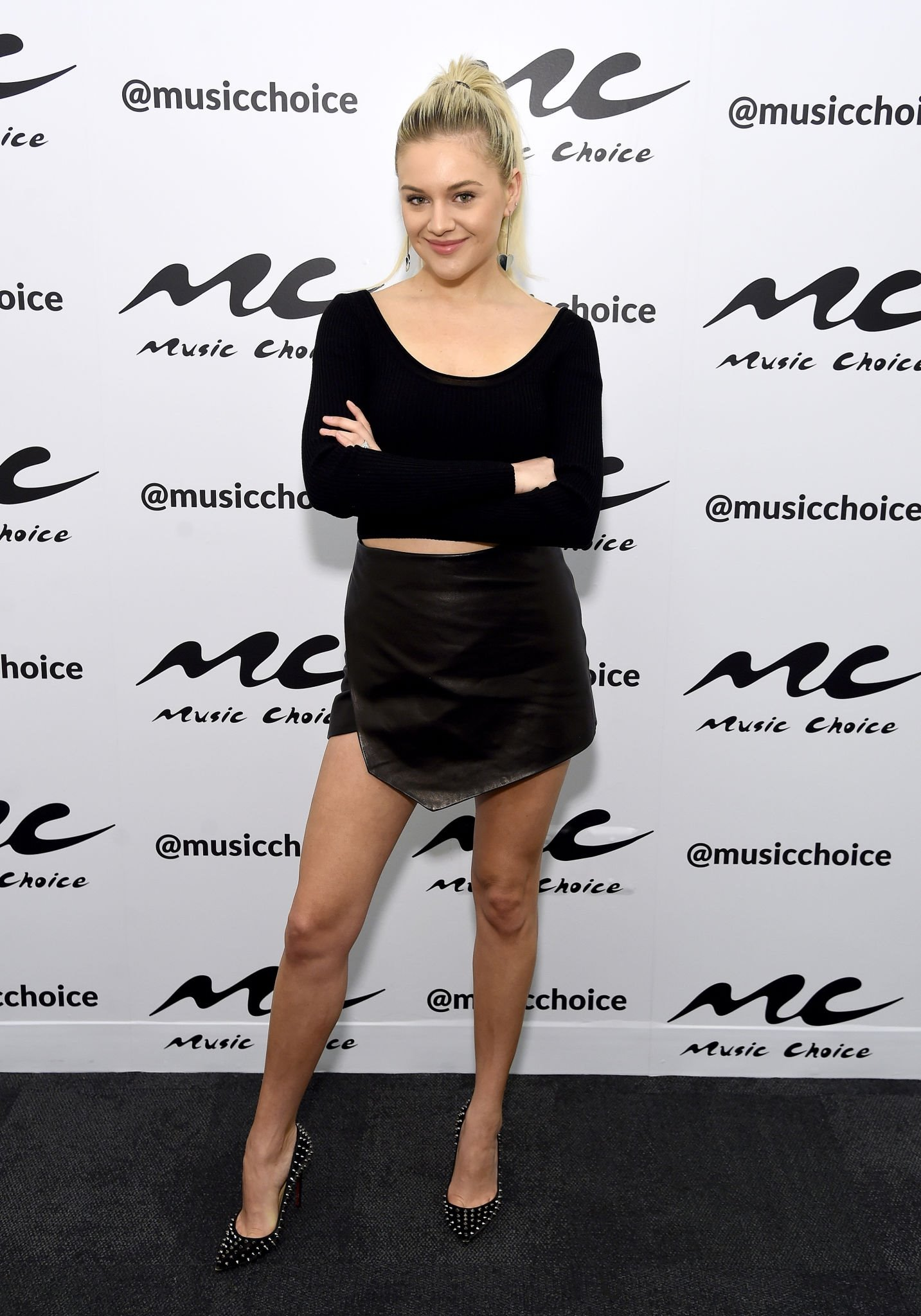 Kelsea Ballerini visits Music Choice