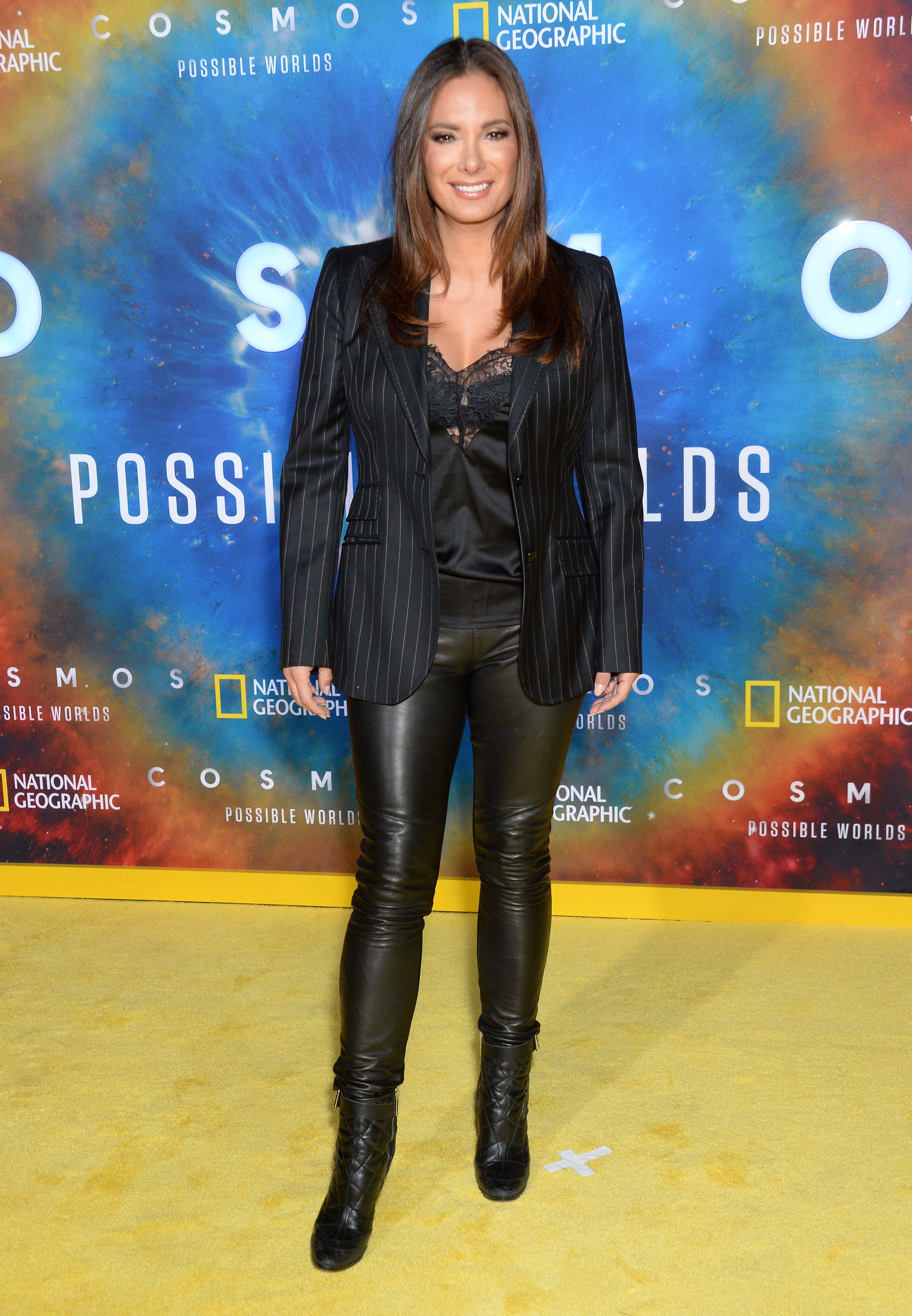 Alex Meneses attends Cosmos: Possible Worlds' film premiere