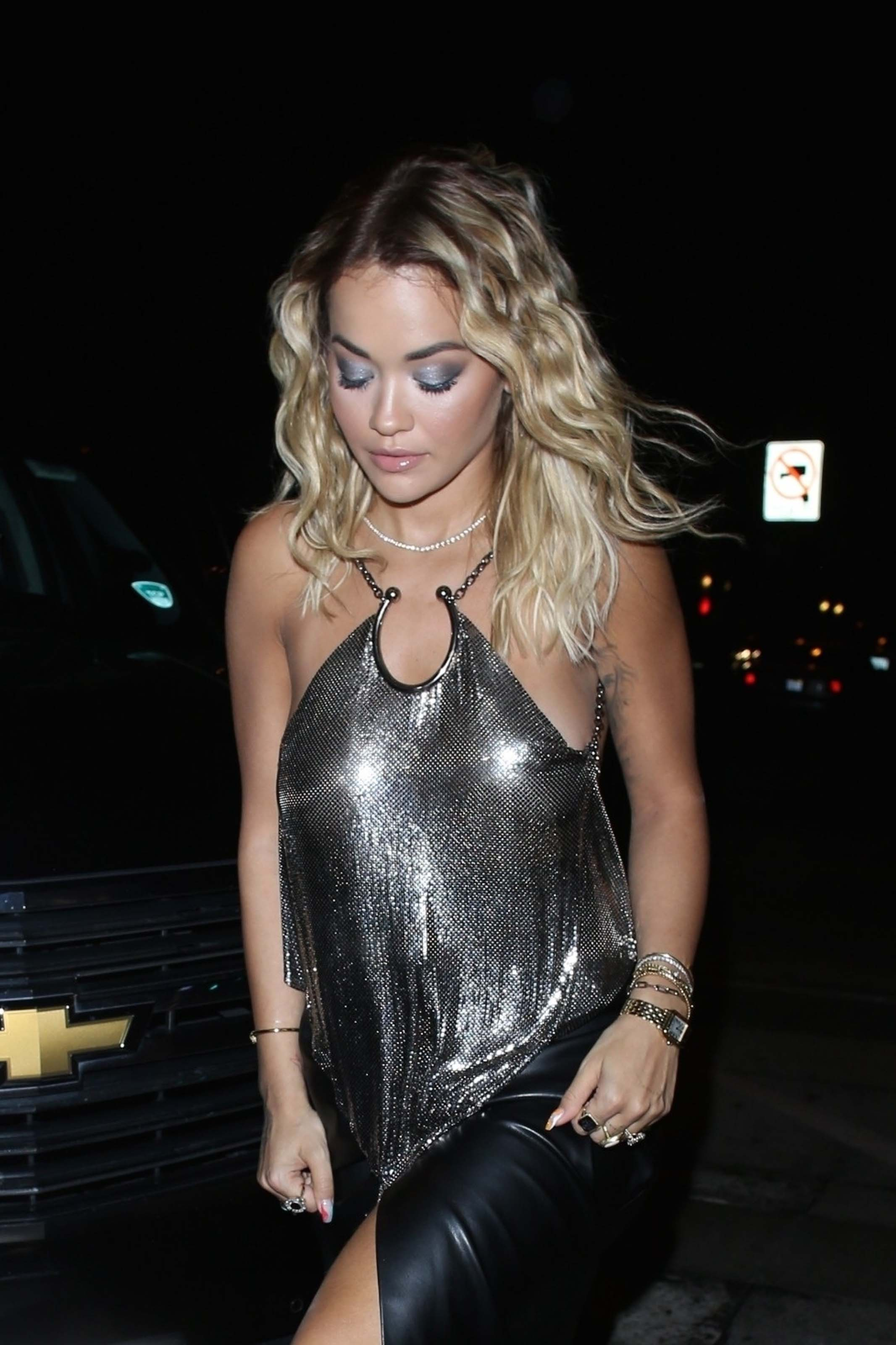 Rita Ora at Craig's