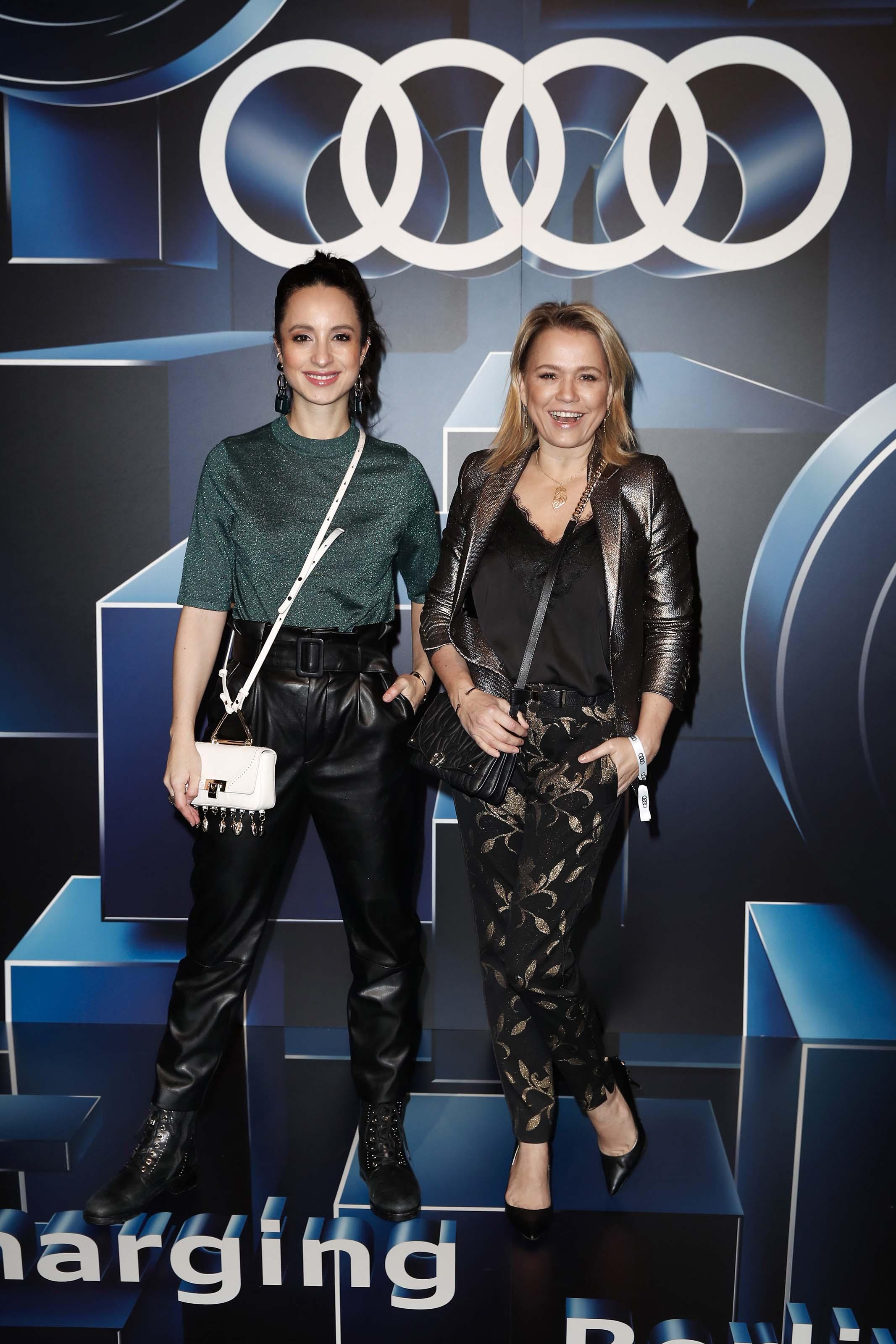 Stephanie Stumph & Nova Meierhenrich attend Audi Berlinale Brunch