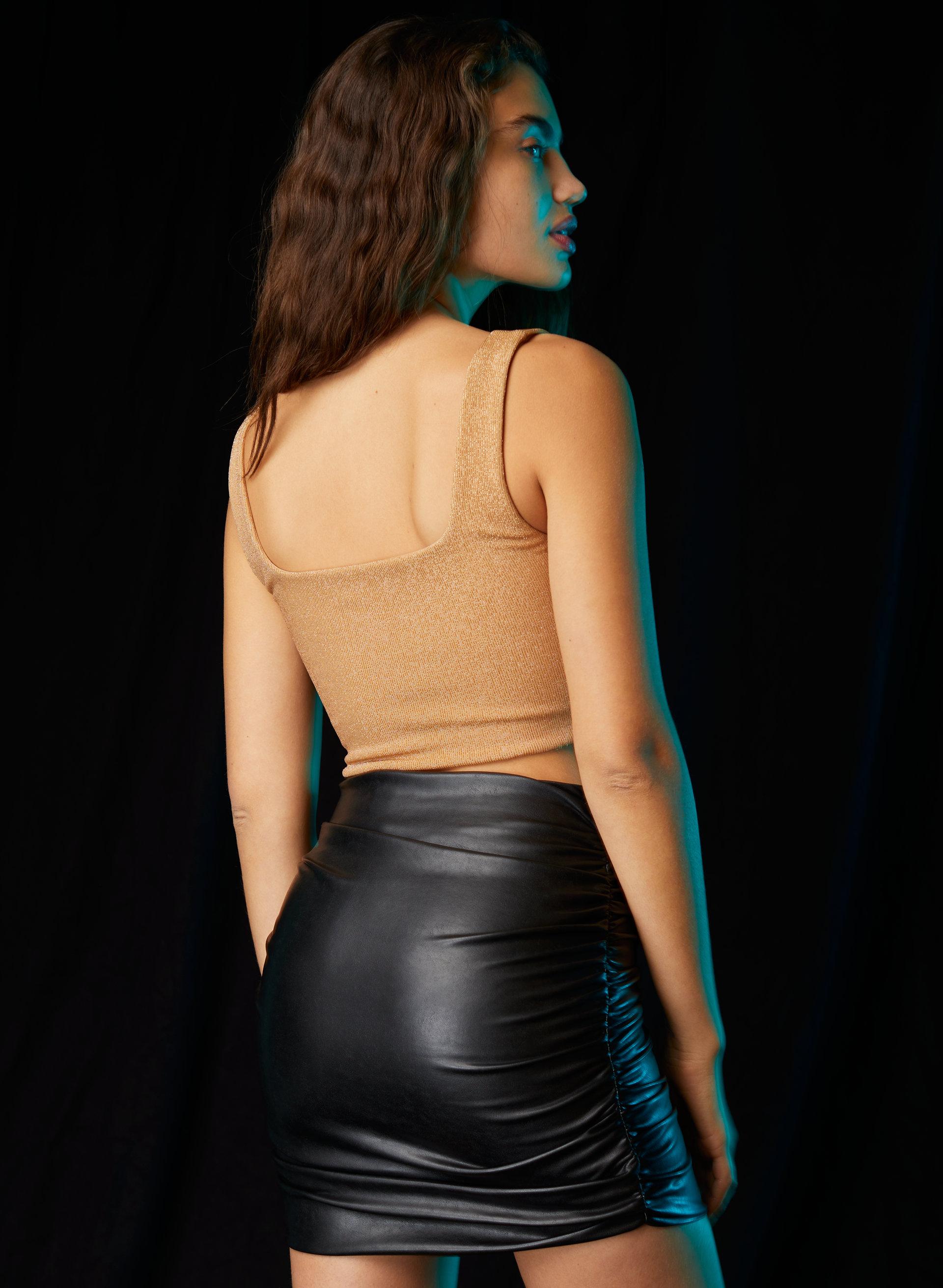 Alana Felisberto photoshoot for Aritzia