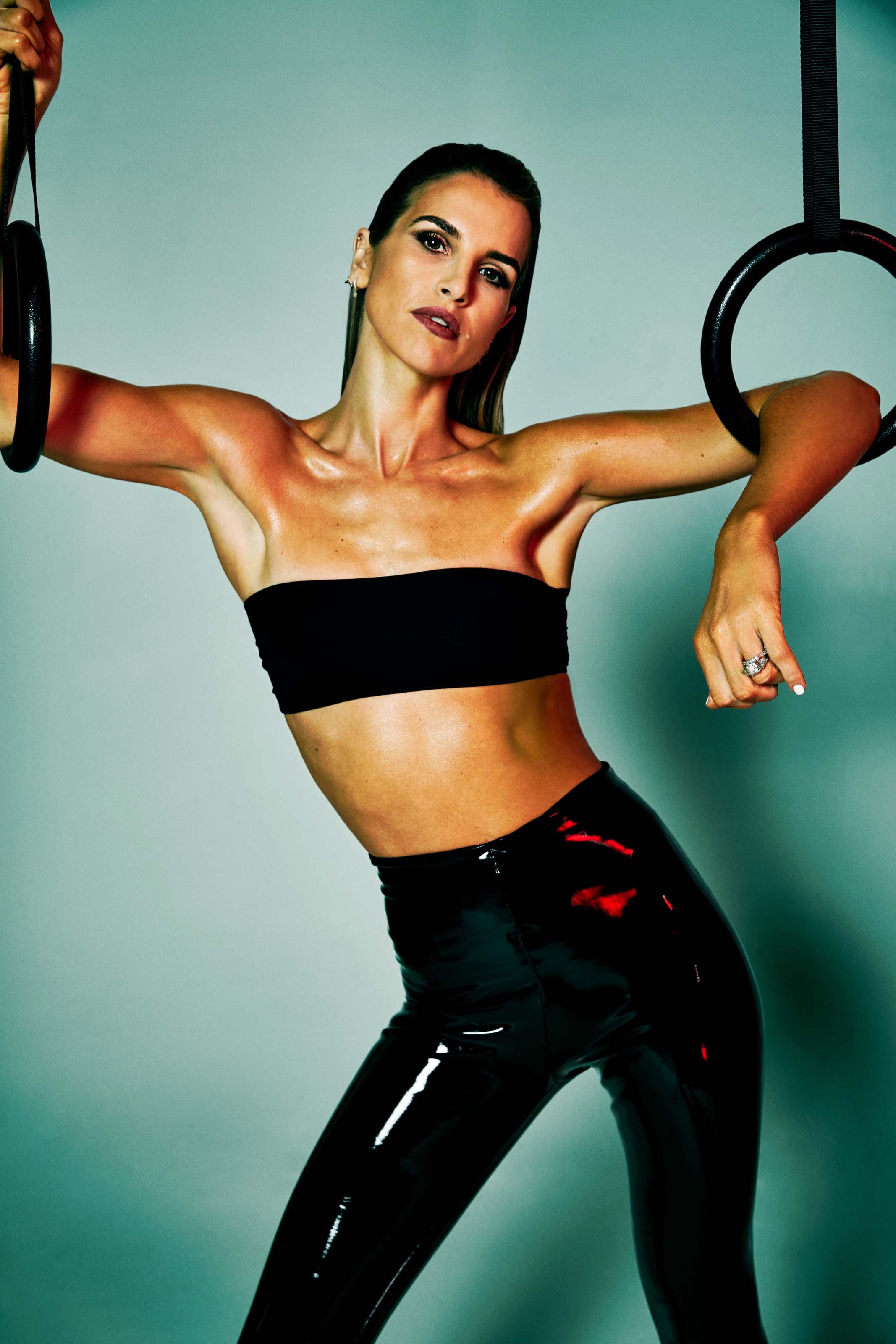 Vogue Williams - Mark Hayman Photoshoot February 2020