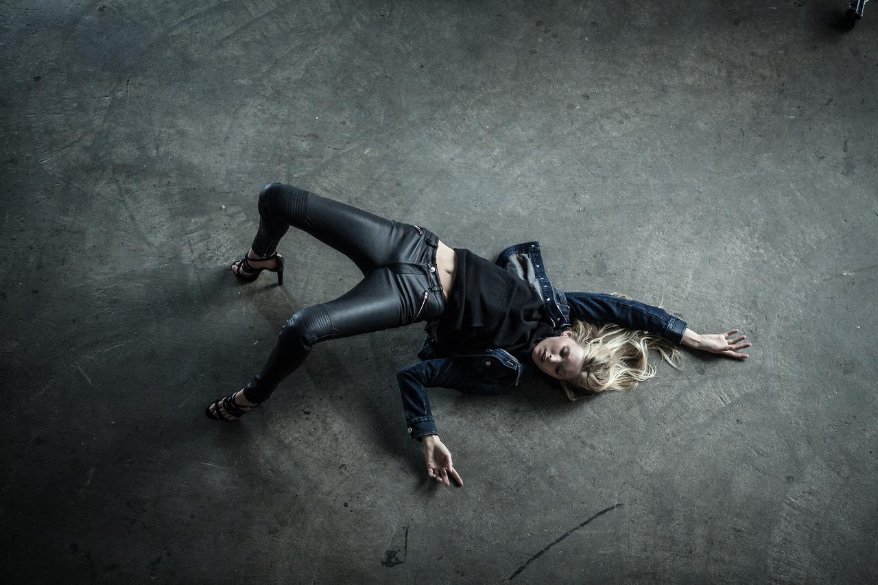 Elsa Hosk - BLK DNM 2014