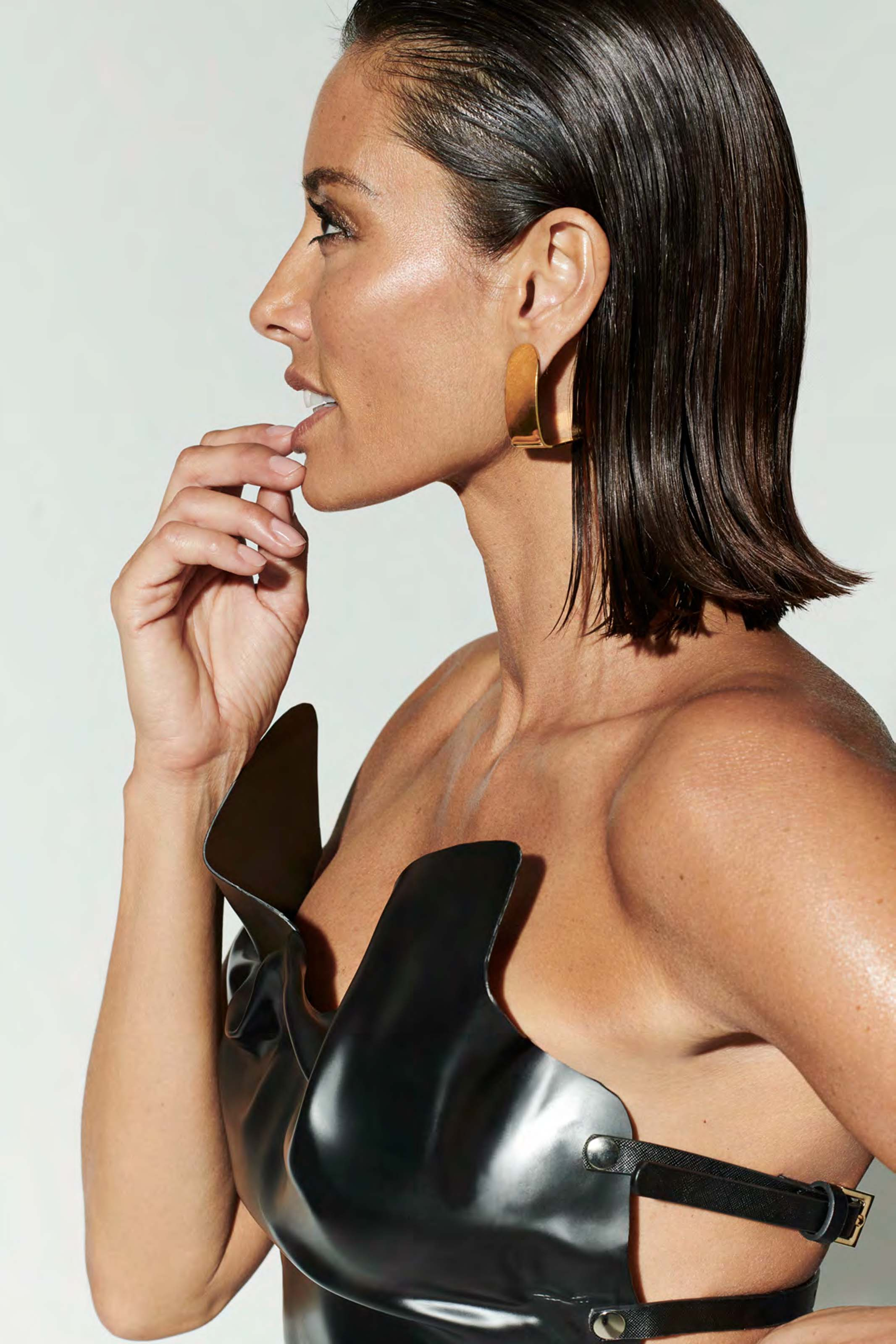 Melanie Sykes - Frank Magazine
