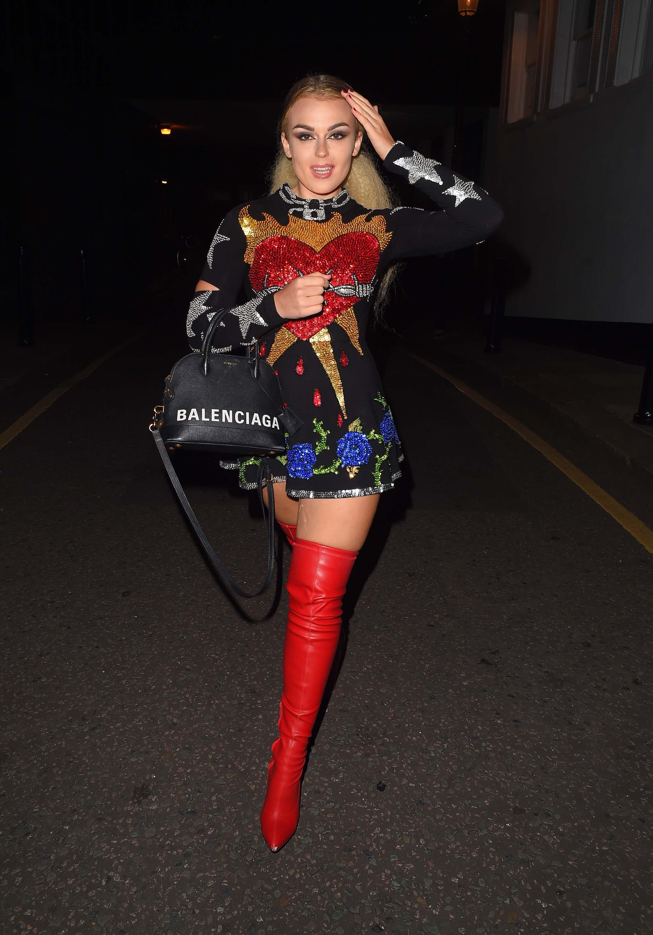Tallia Storm leaving LH2 Studios