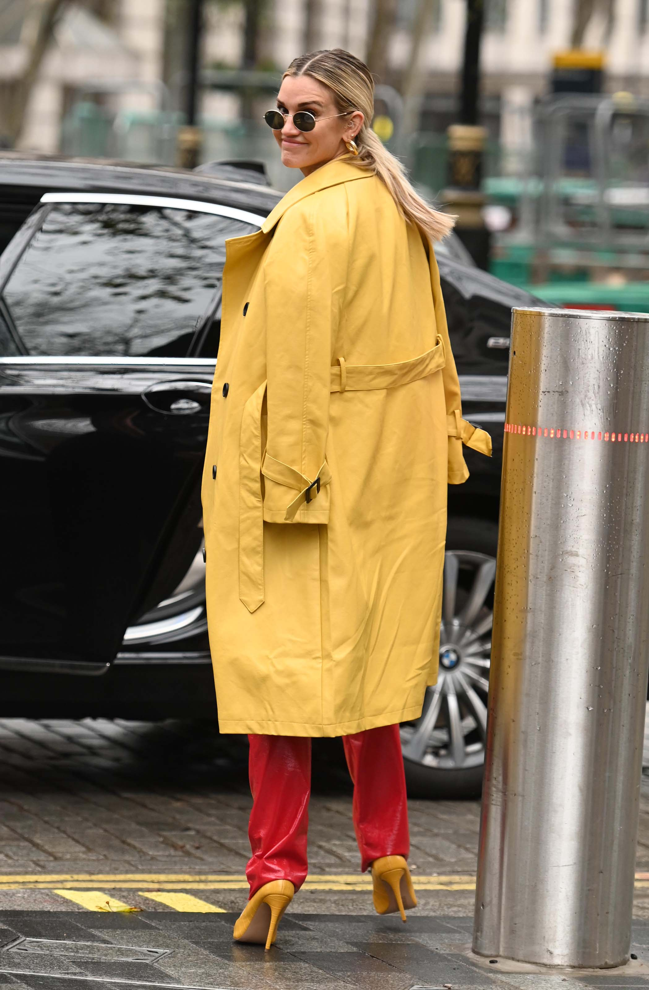Ashley Roberts leaving Global Studios