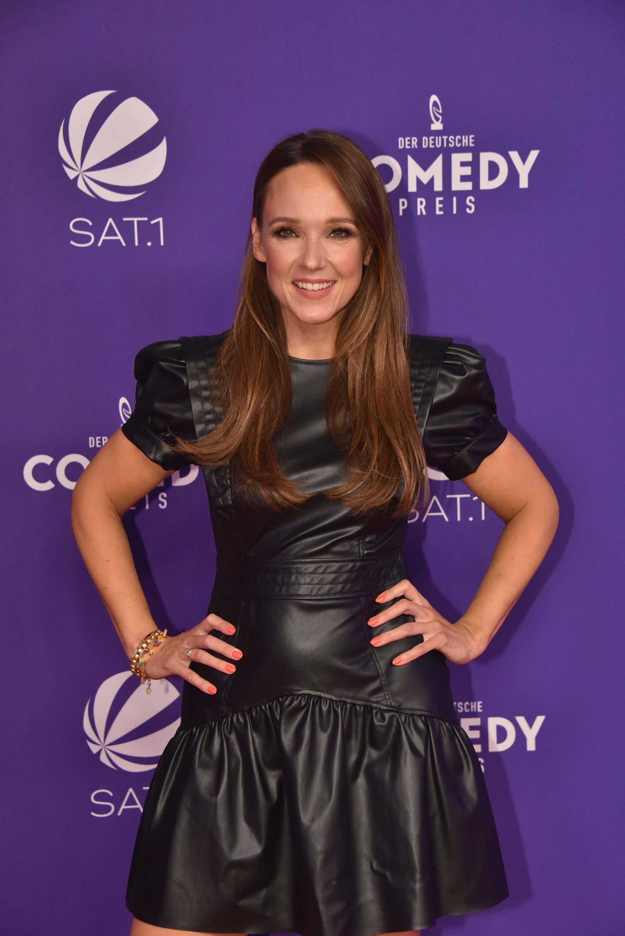 Carolin Kebekus at Verleihung des Deutschen Comedypreises