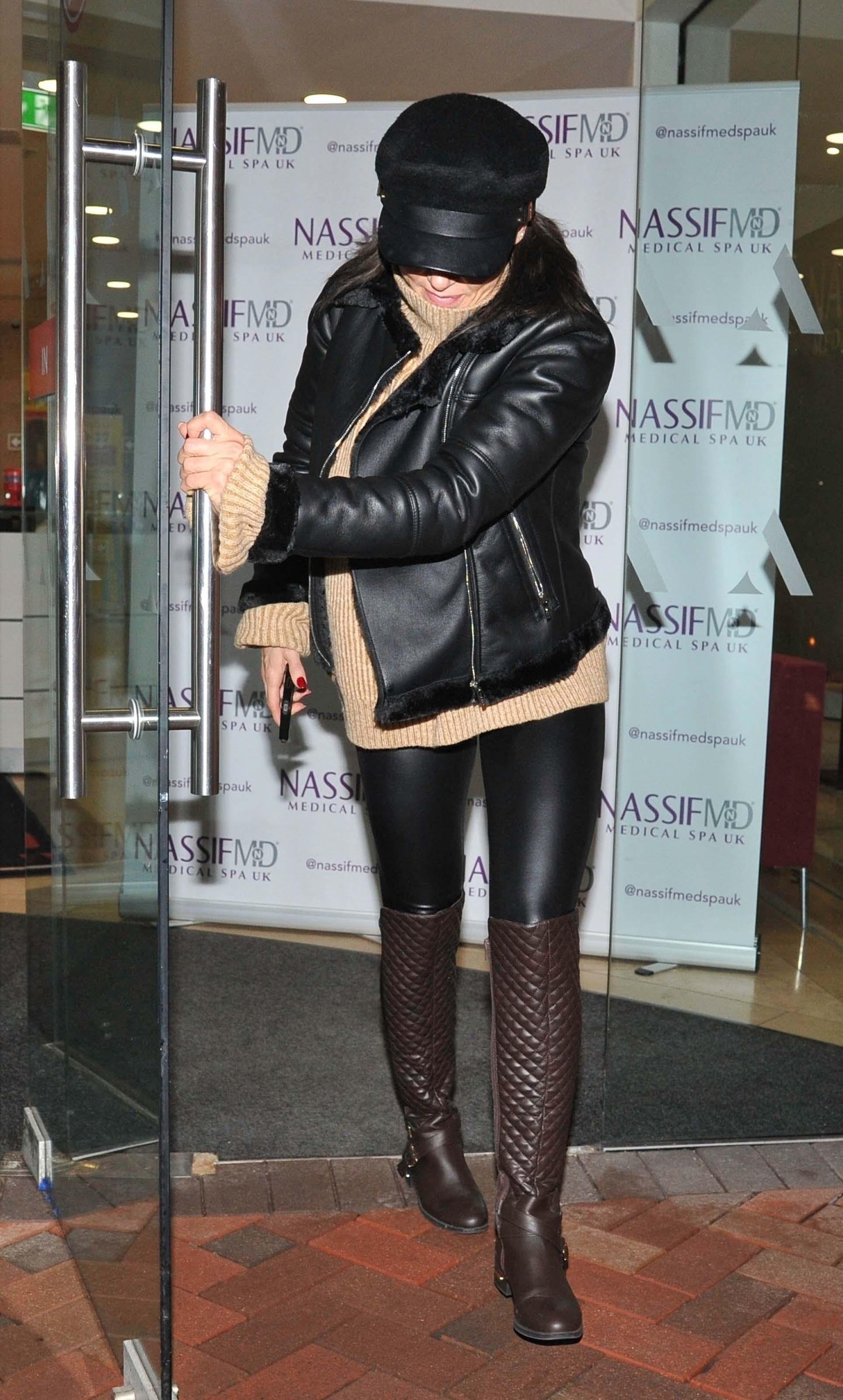 Faye Brookes at NassifMD Medical Spa on Mediacity