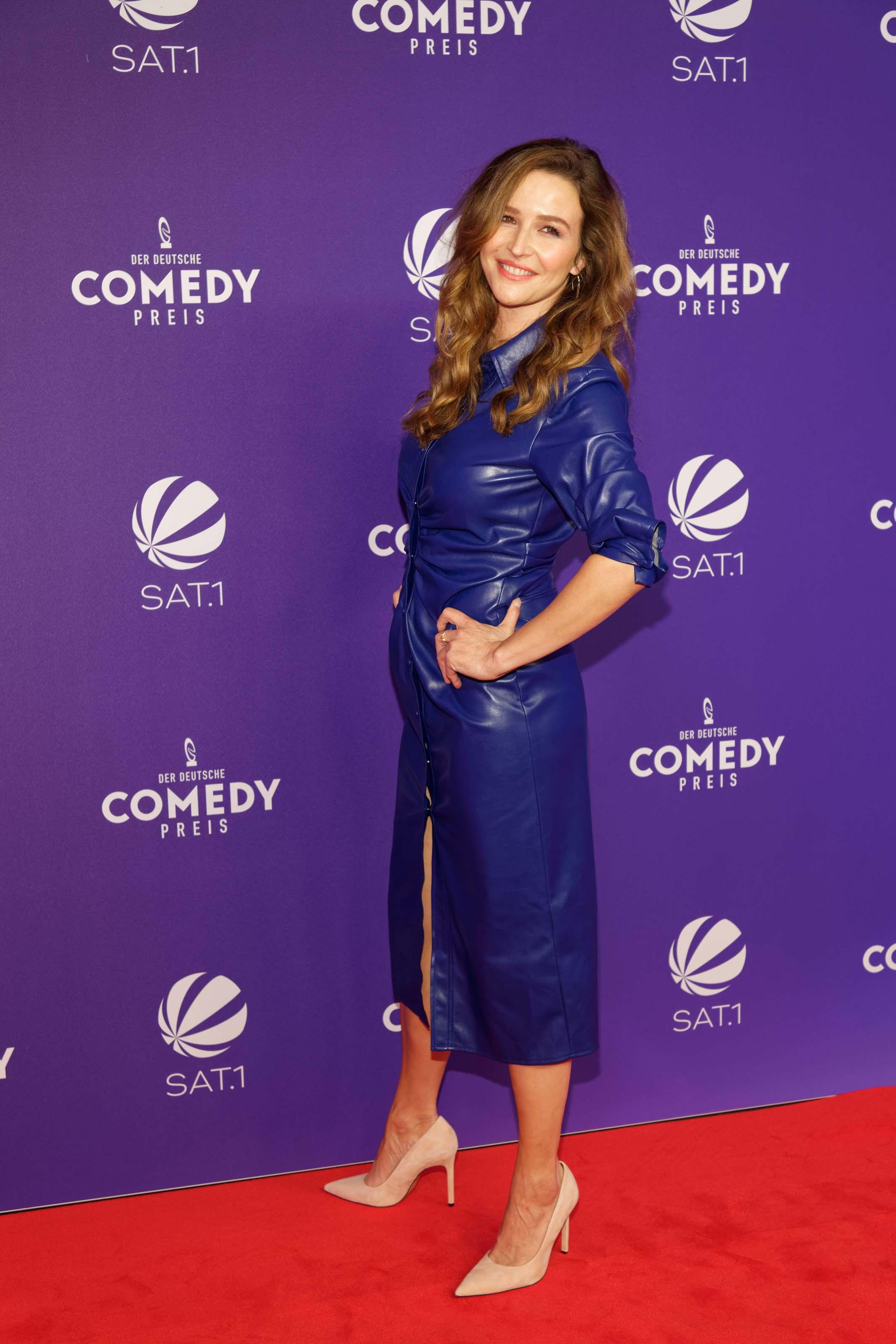 Katrin Bauerfeind at Verleihung des Deutschen Comedypreises