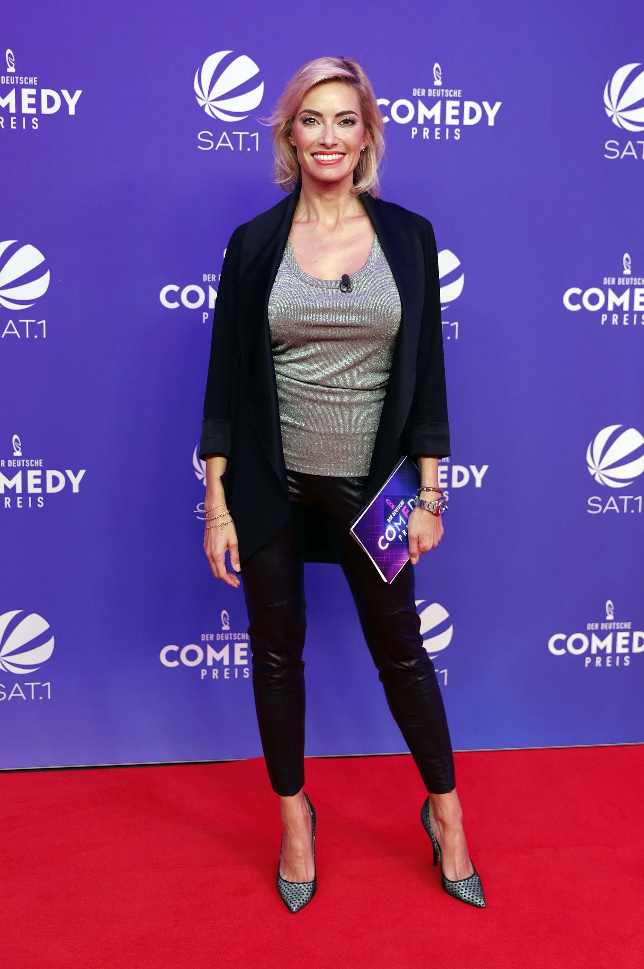 Sarah Valentina Winkhaus at Verleihung des Deutschen Comedypreises
