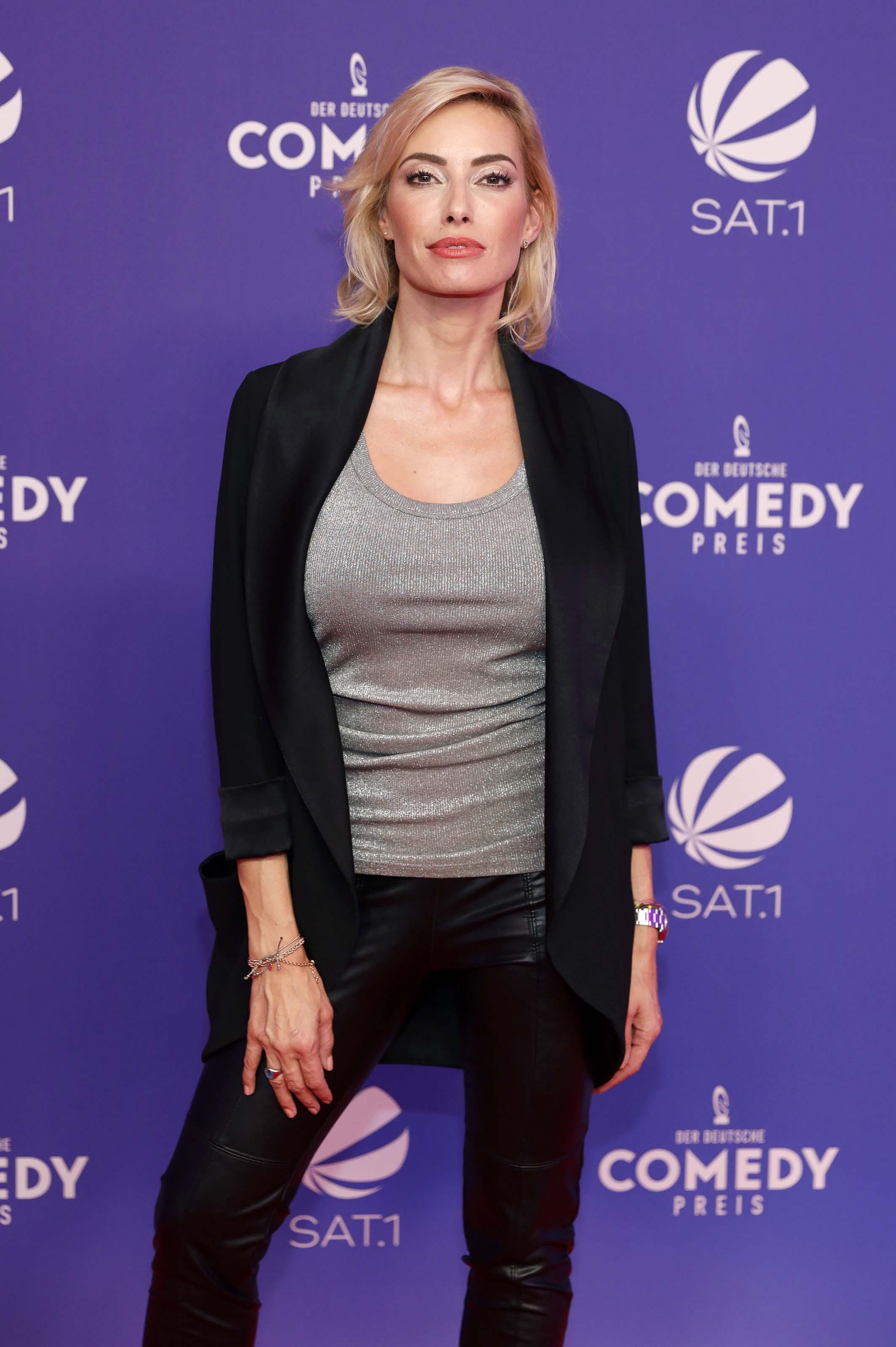 Sarah Valentina Winkhaus attends Verleihung des Deutschen Comedypreises