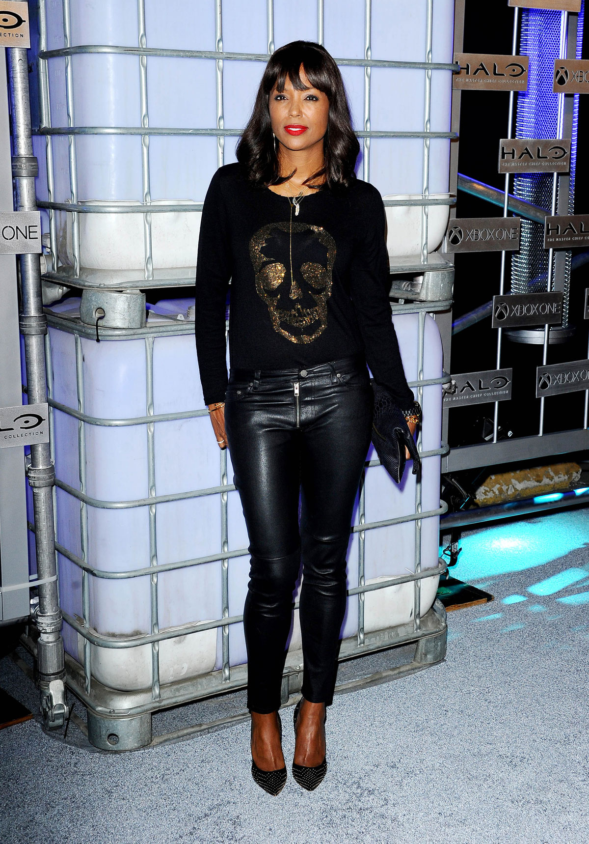 Aisha Tyler Arrives For Halofest Halo The Master Chief