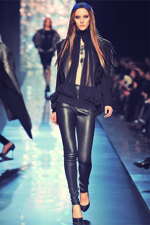 Alana Zimmer leather mix