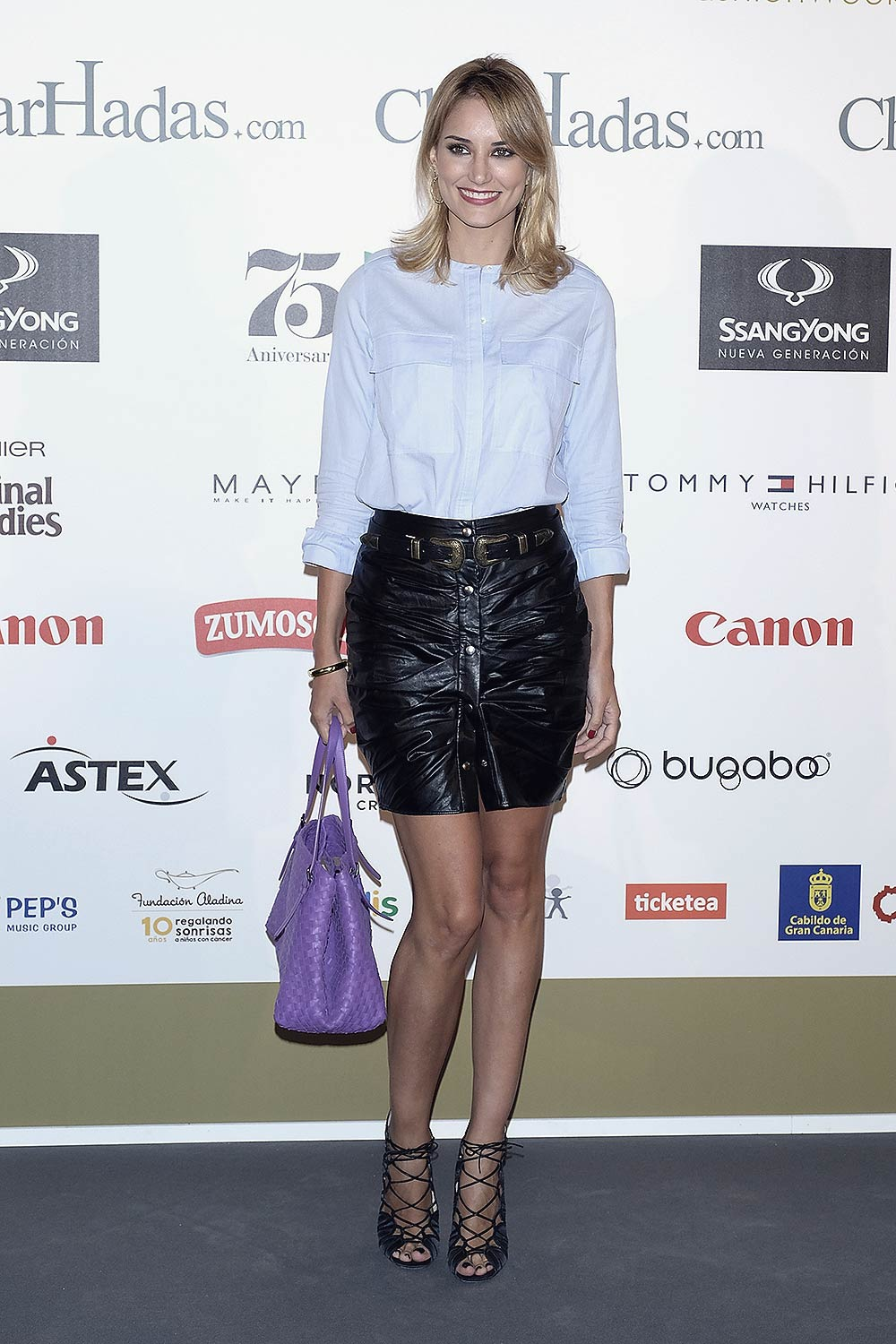 Alba Carrillo attends The Petit Fashion Week opening day