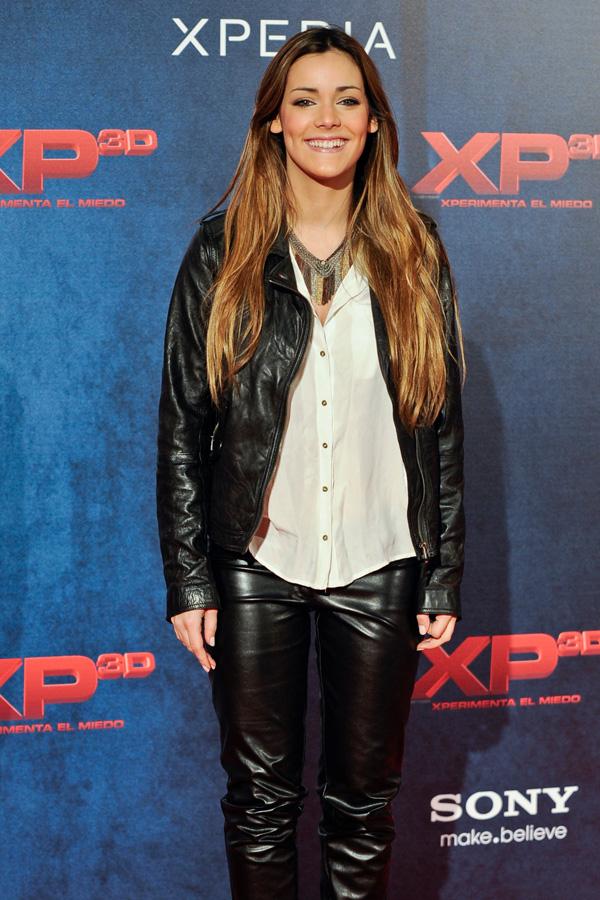 Alejandra Onieva at XP3D Premiere In Madrid