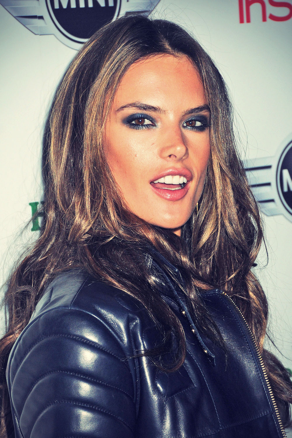 Alessandra Ambrosio attends Warner Music Group Grammy Celebration