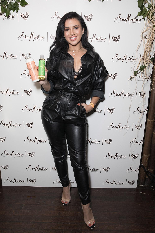 Alexandra Cane attends Shea Moisture - launch party