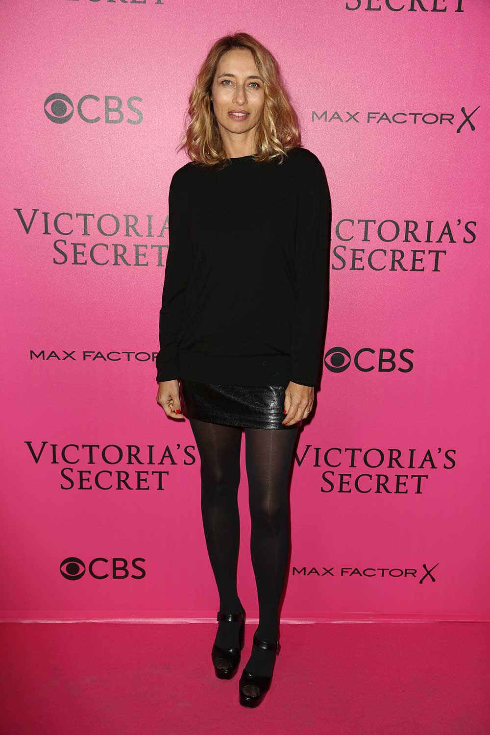 Alexandra Golovanoff attends 2016 Victoria's Secret Fashion Show